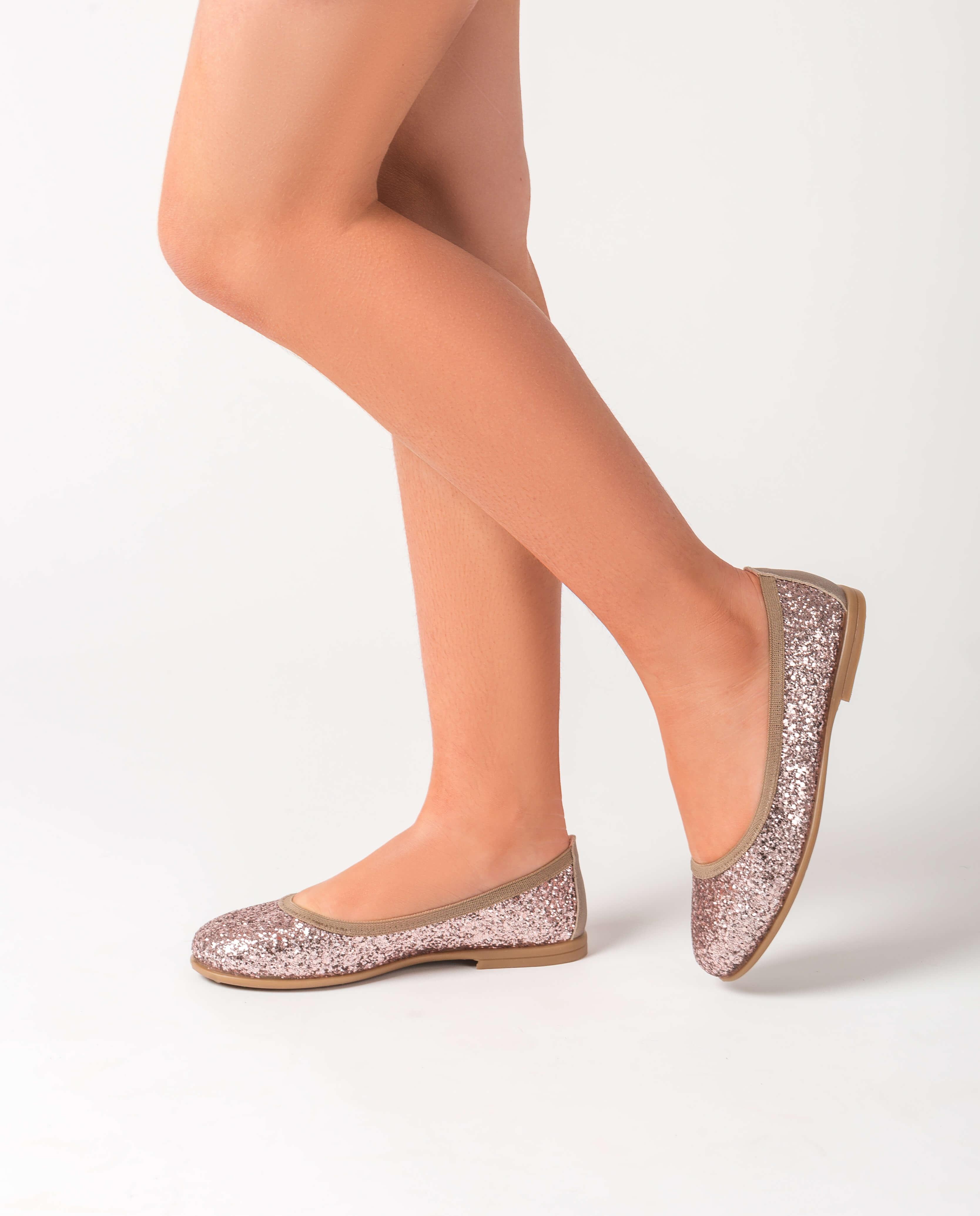 UNISA Little girl glitter ballerinas SABRINA_20_GL mumm 2