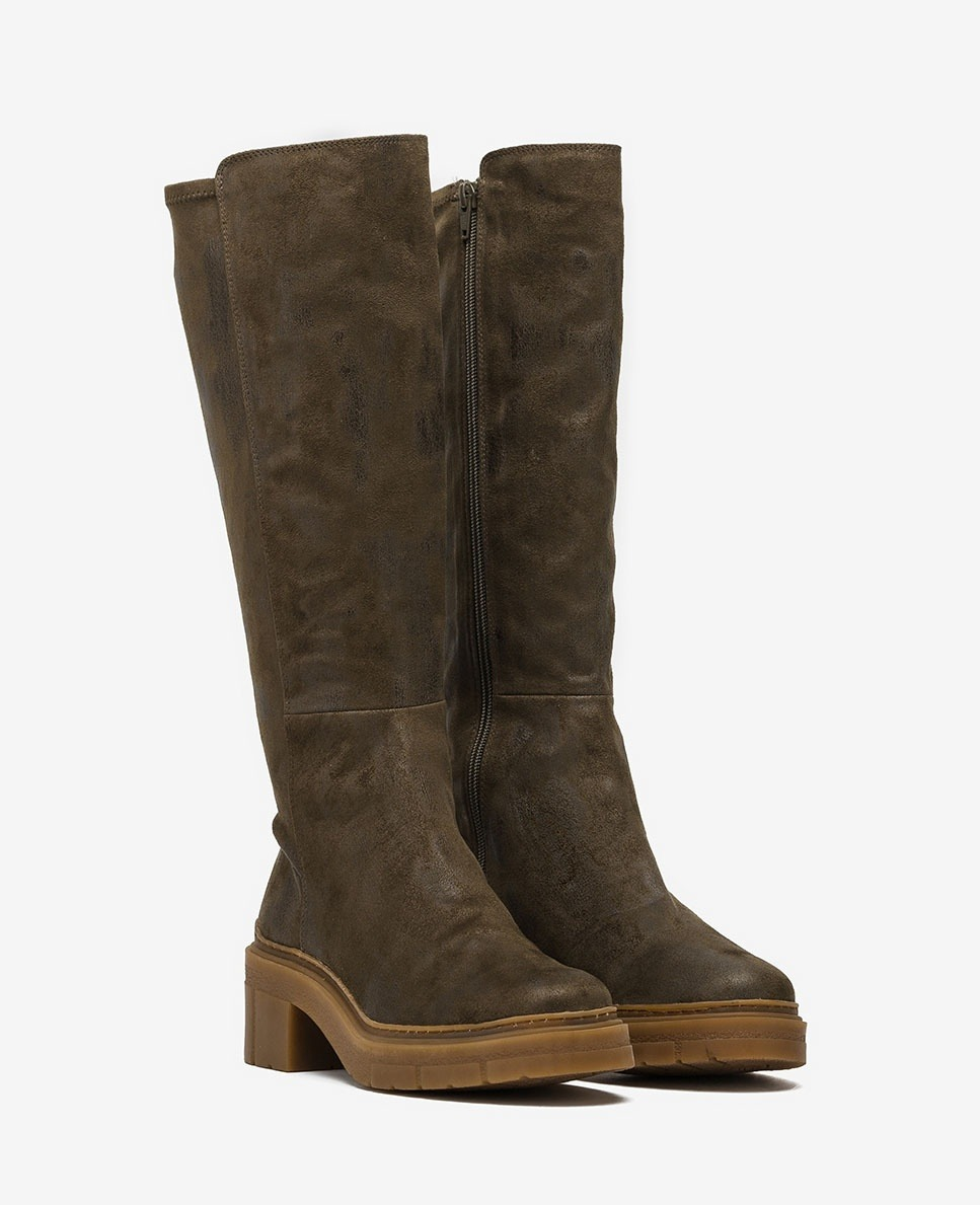 Unisa Boots JESICA_STG hunter