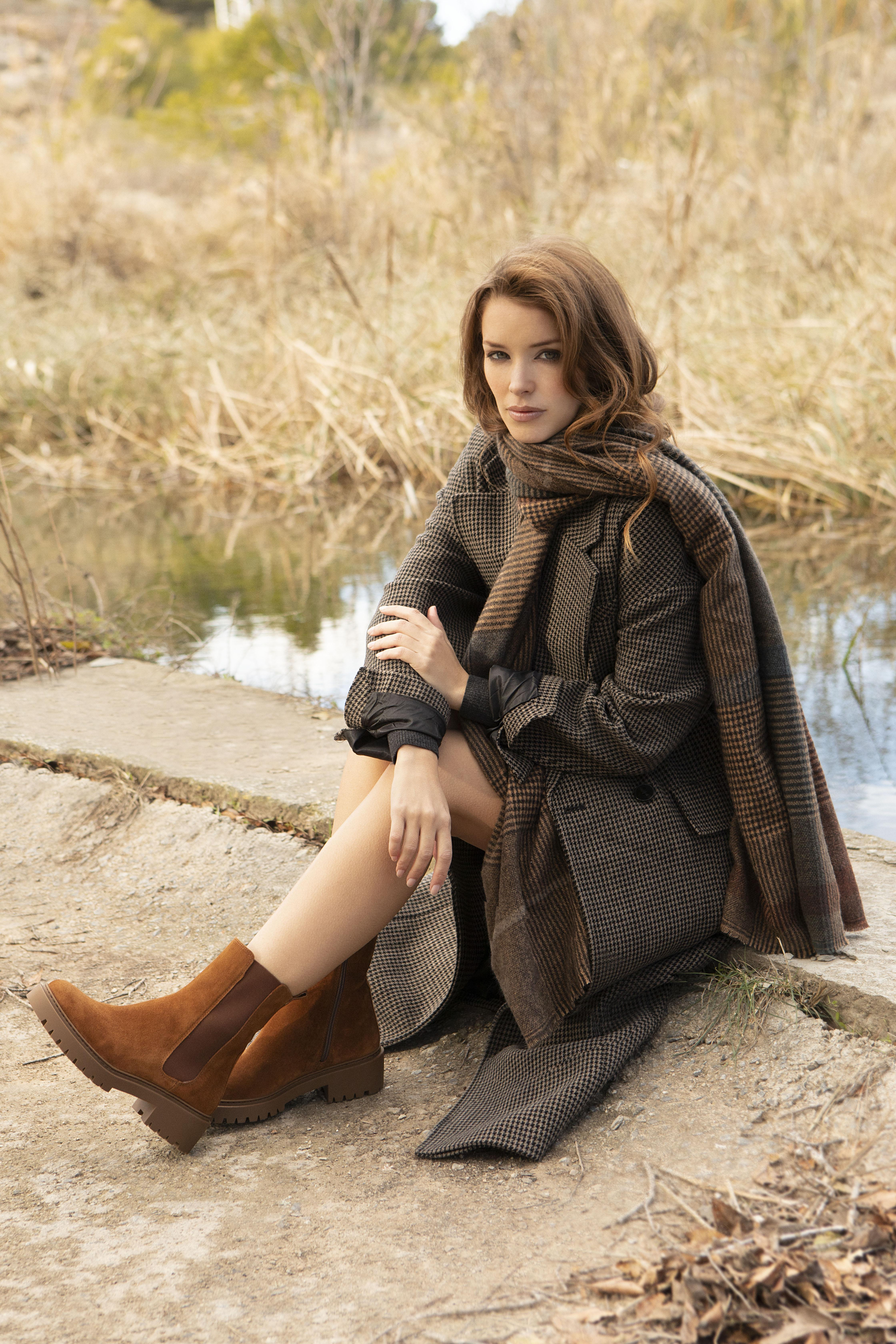 Unisa Ankle boots GAJO_BS cobnut