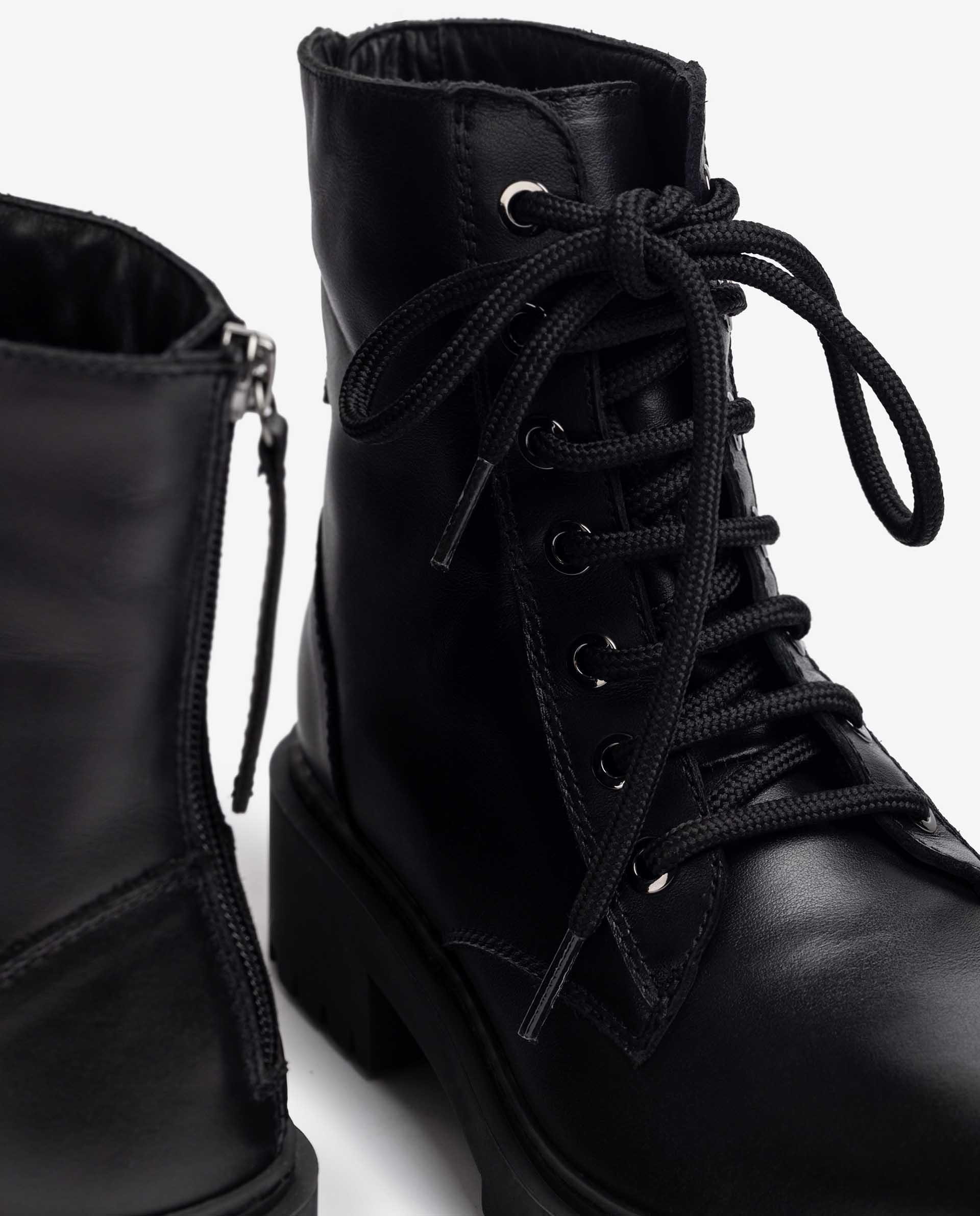 Unisa Ankle boots GISPER_F21_NF black