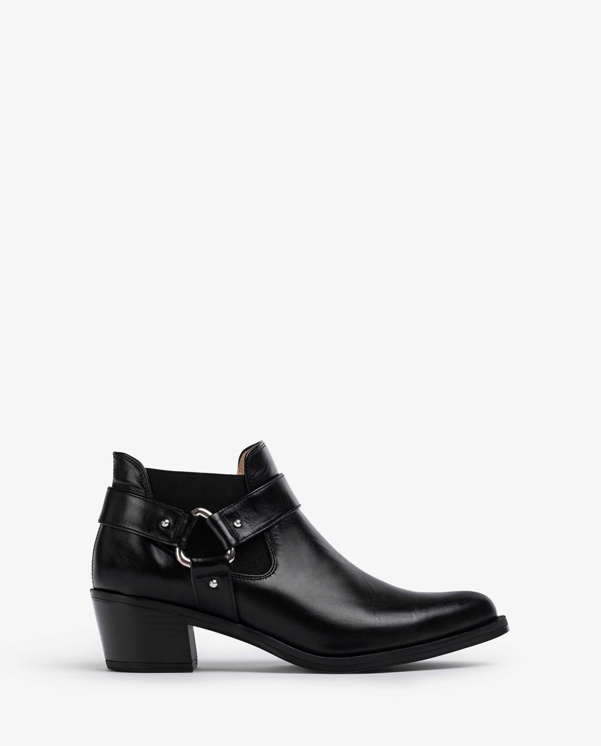 Unisa Ankle boots GONIL_SCO black