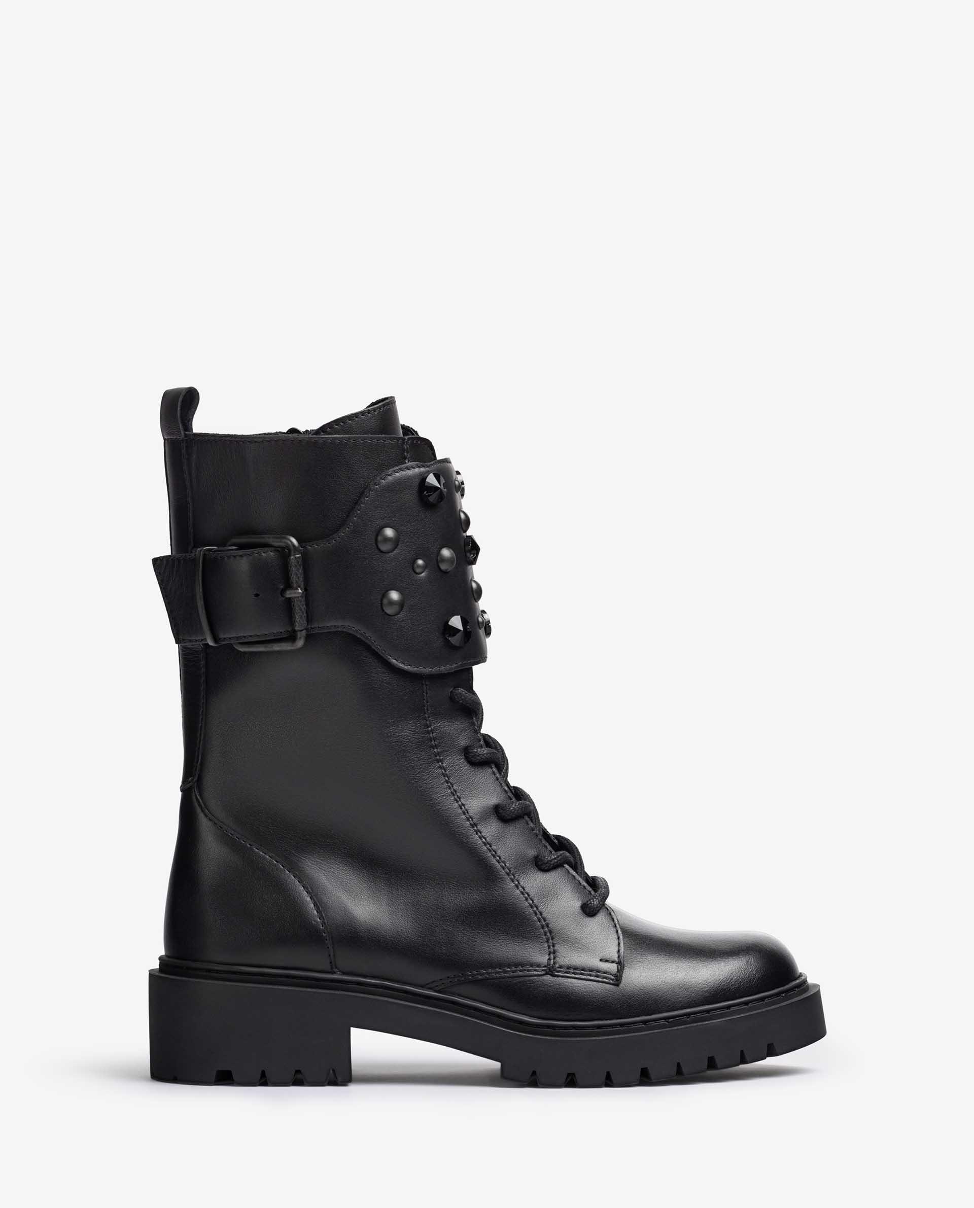 Unisa Ankle boots GRESSY_NF black