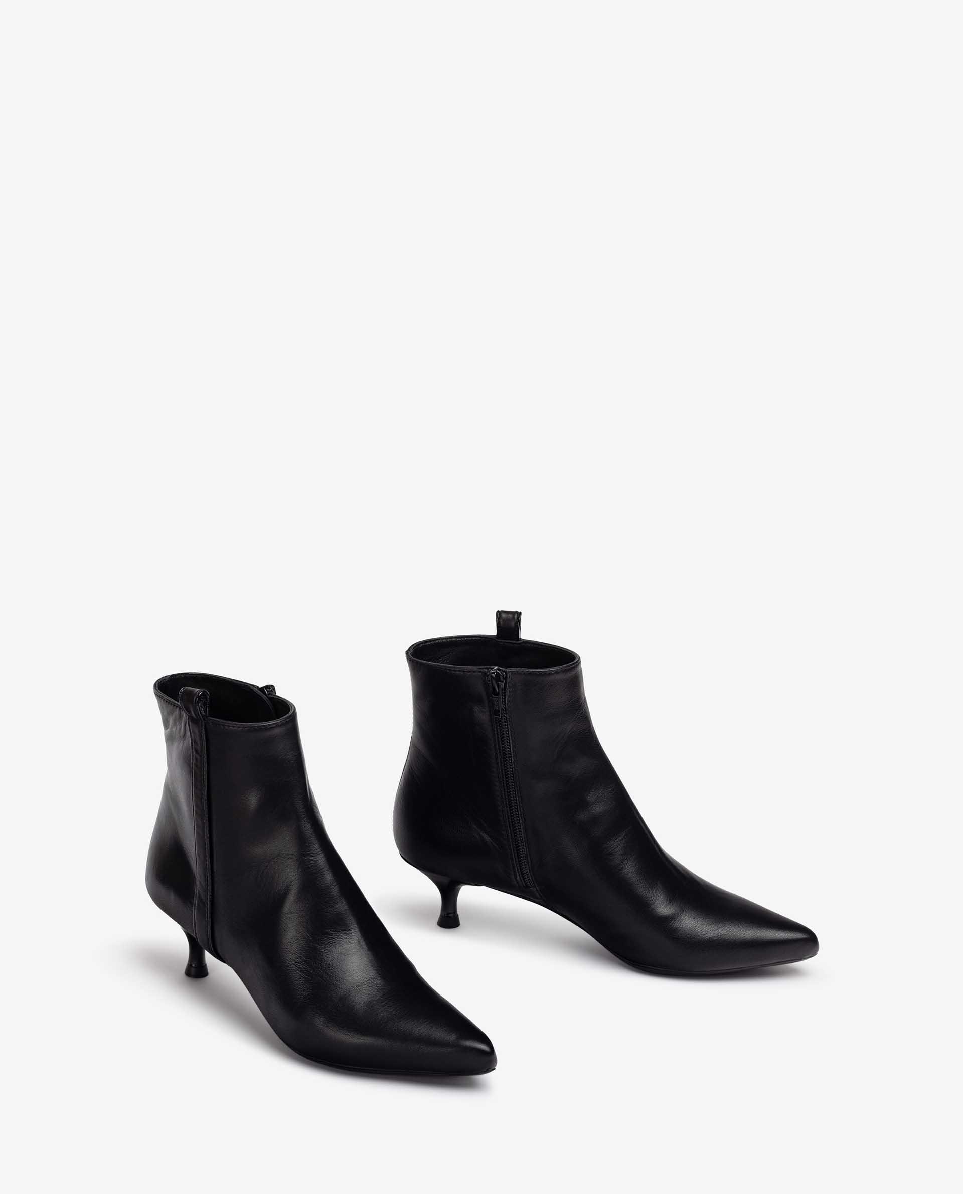 Unisa Ankle boots JABUL_VU_PCR black