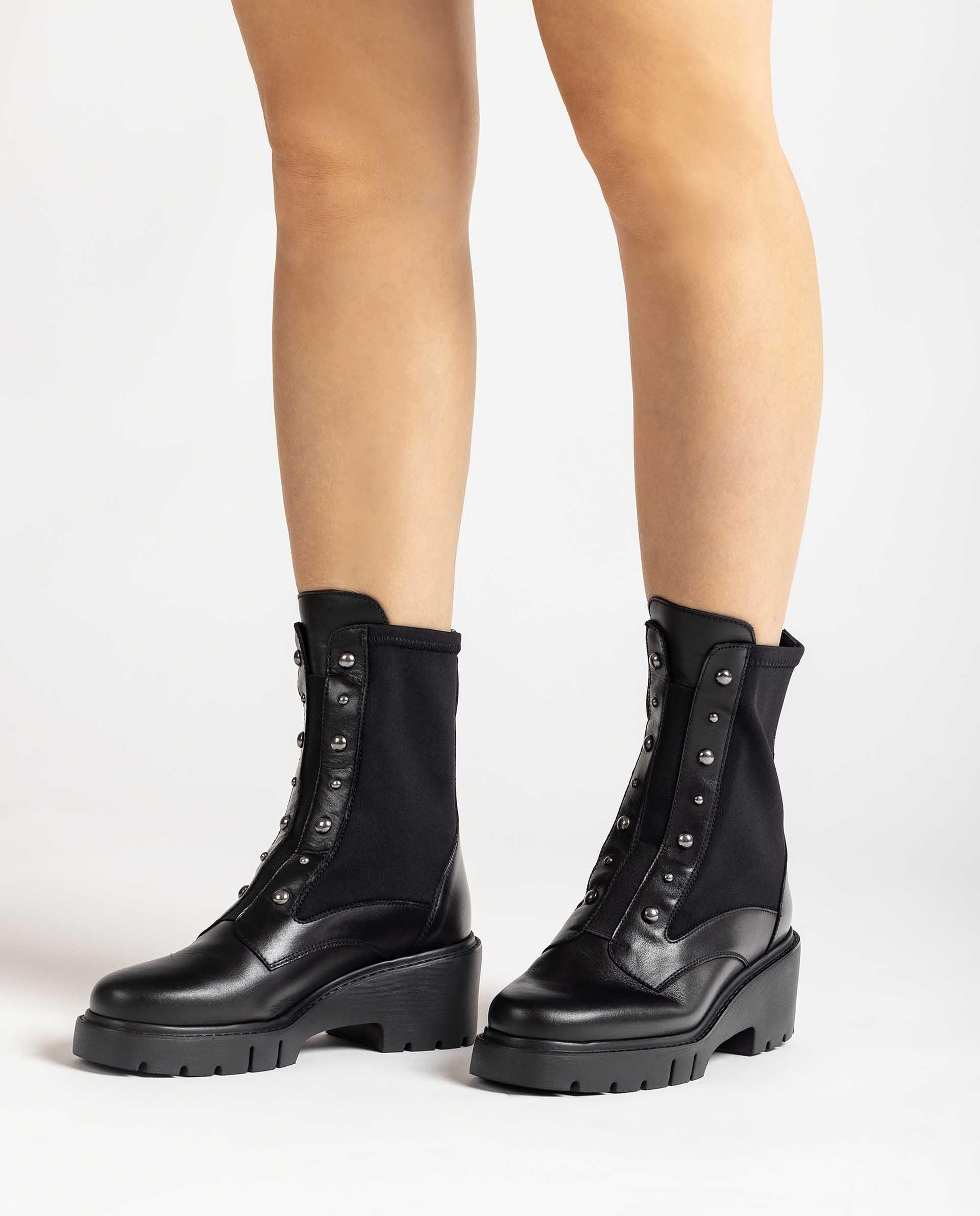 Unisa Ankle boots JARBE_NF black
