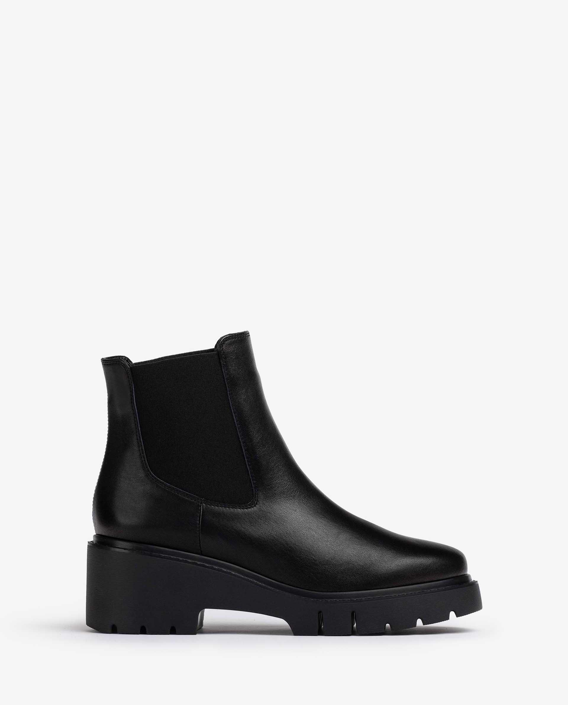 Unisa Ankle boots JEROME_F21_VU black