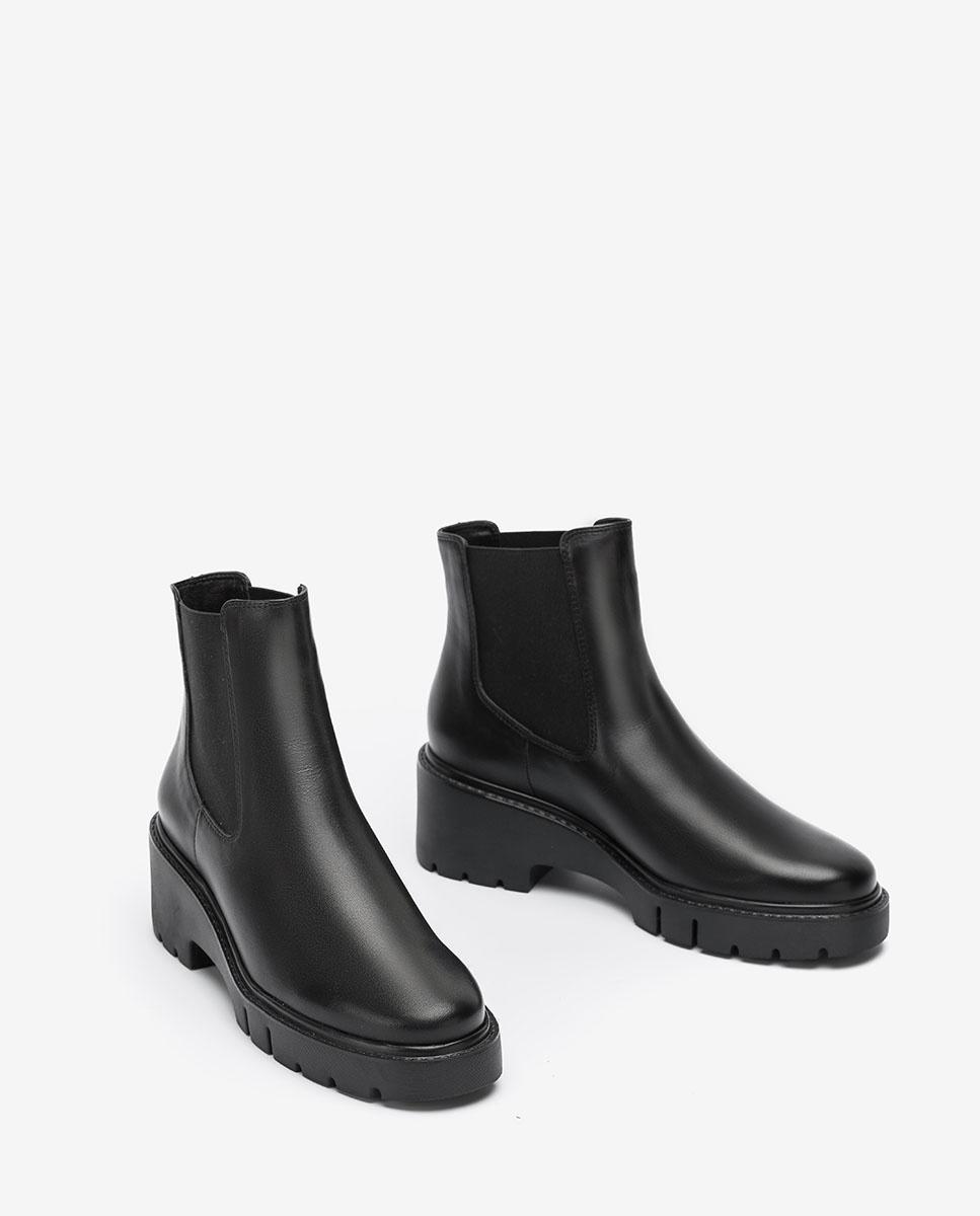 Unisa Ankle boots JEROME_VU black