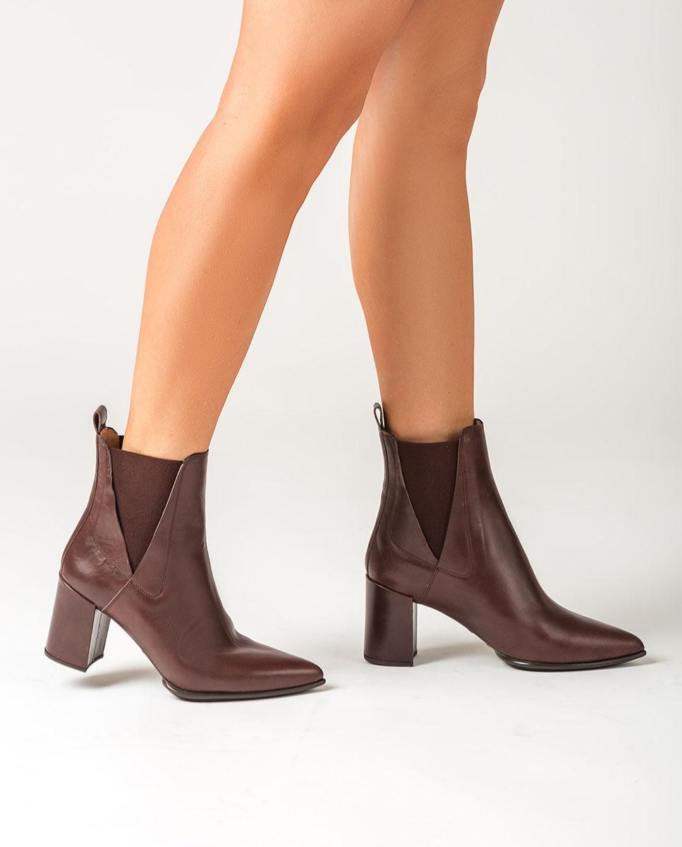 Unisa Ankle boots KILMAN_NE fondant