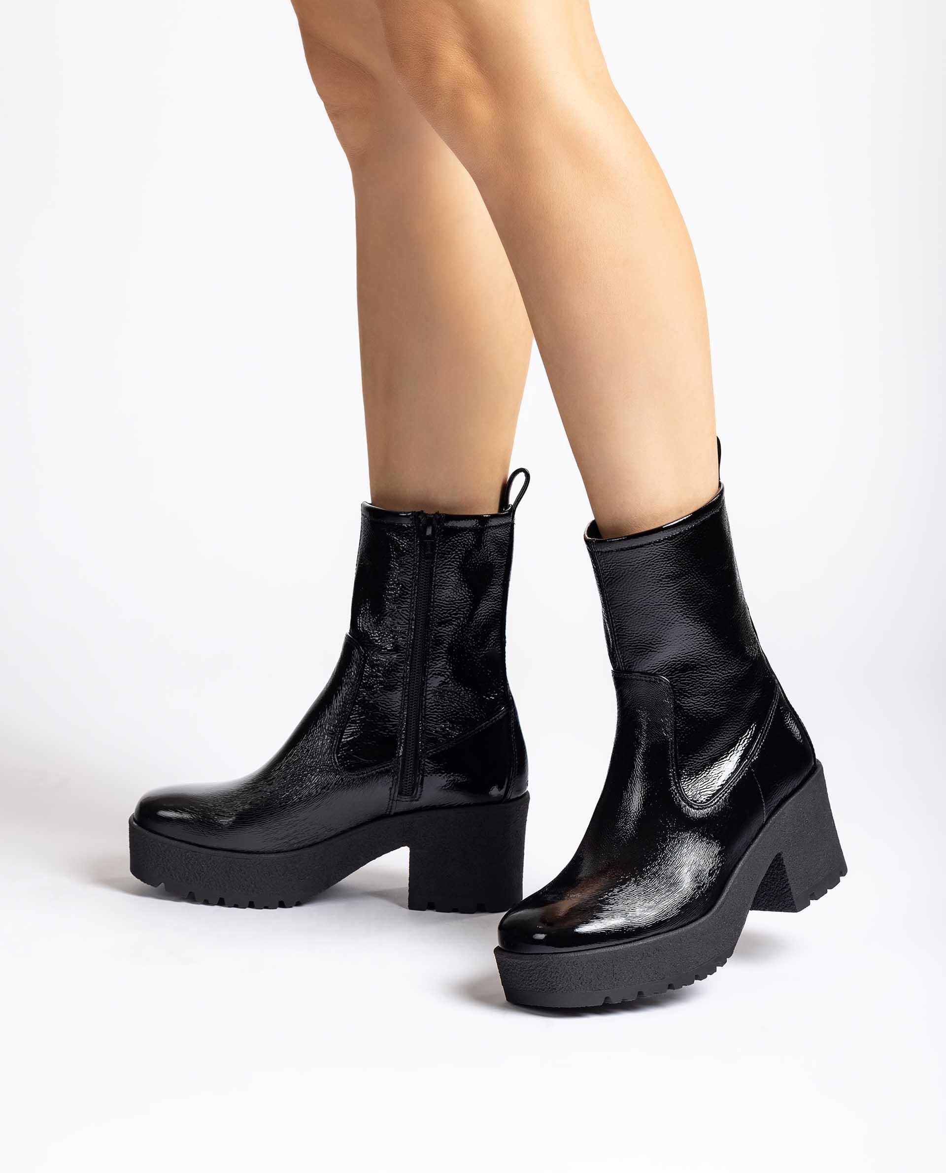 Unisa Ankle boots KRIPTO_PCR black