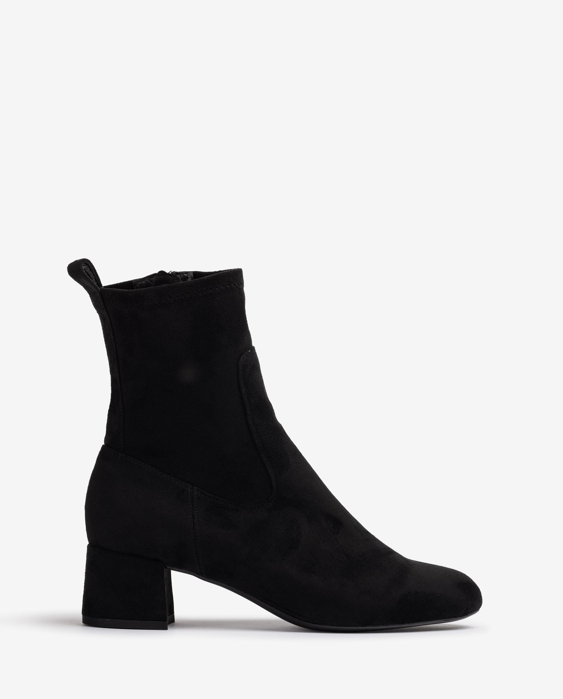 UNISA Elastic ankle boots with inner zip LAGUAR_ST 2