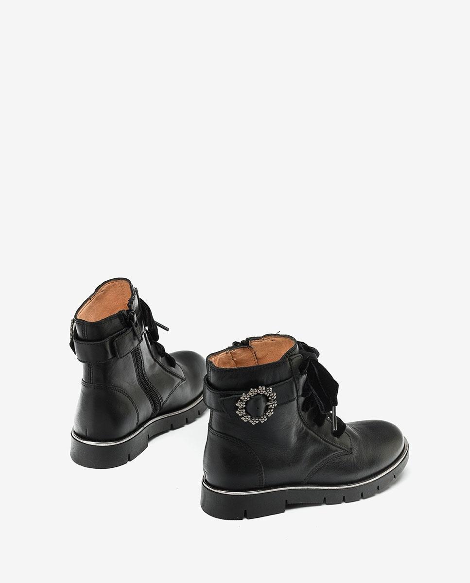 Unisa Ankle boots LARUS_F20_CLF black