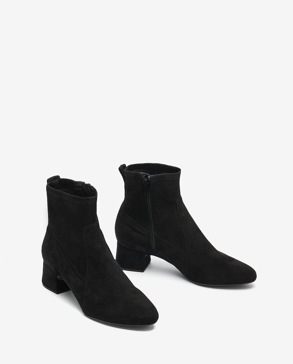 Unisa Ankle boots LEZAMA_STL black