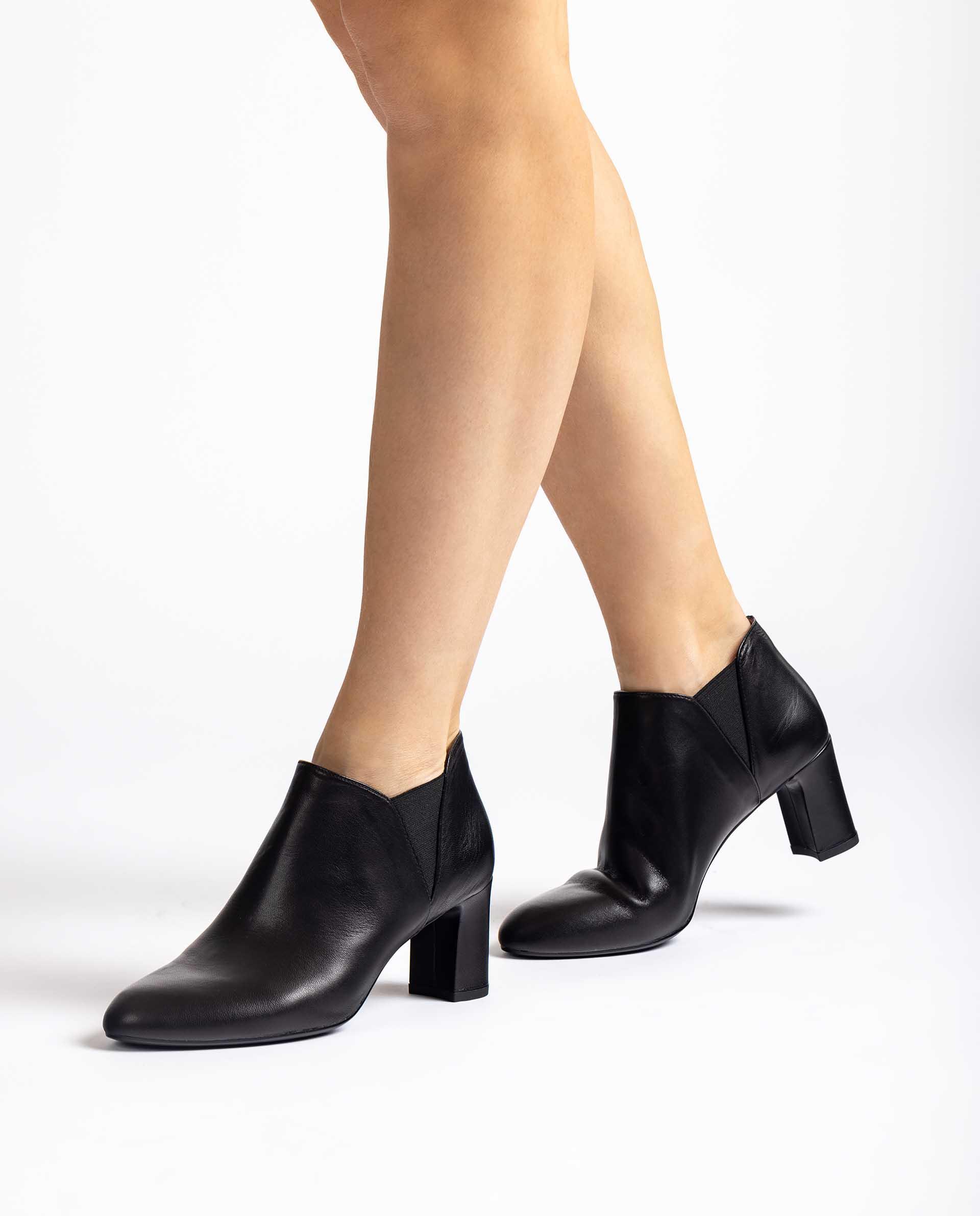 Unisa Ankle boots MATRE_VU black