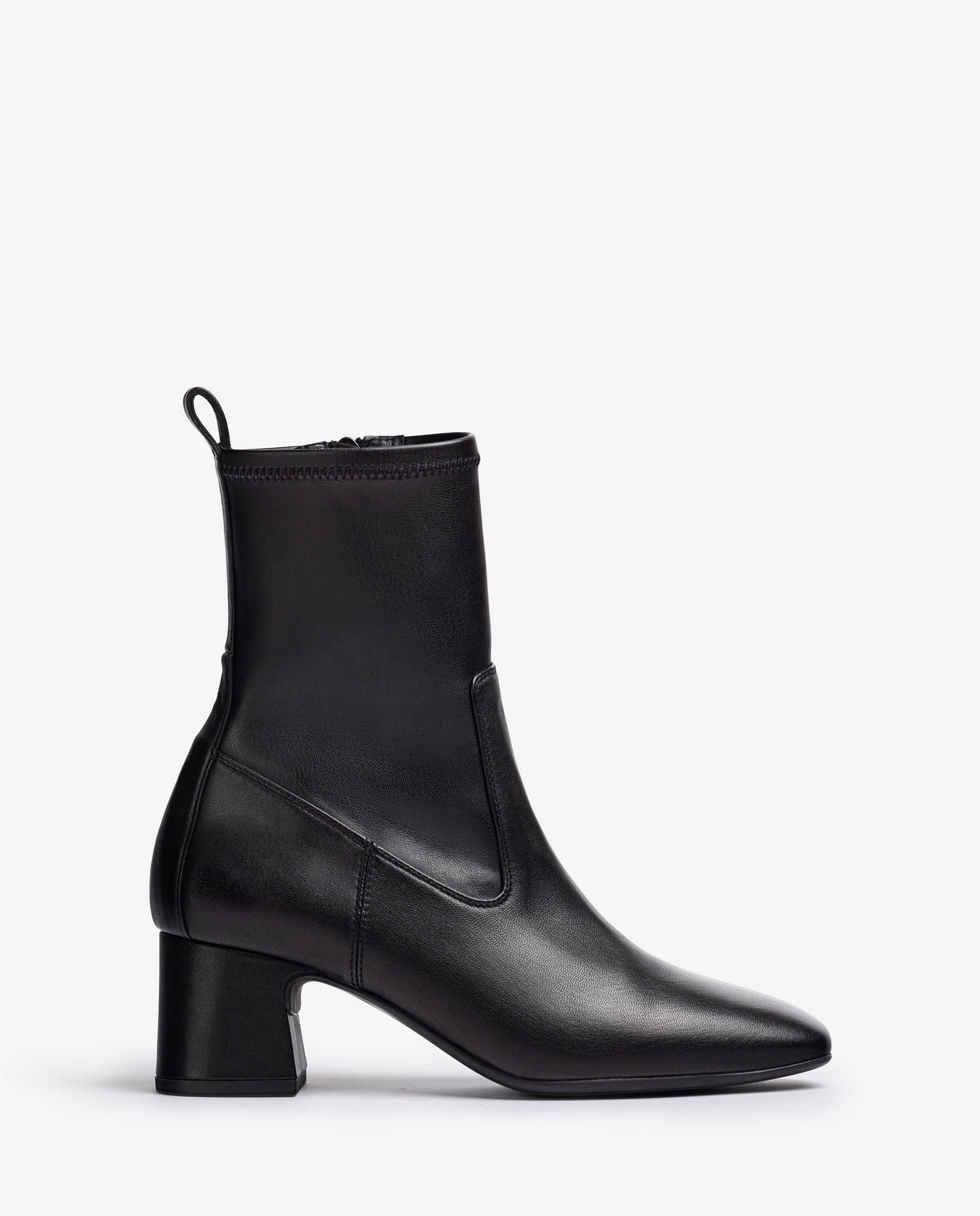 Unisa Ankle boots MICO_VU_STN black