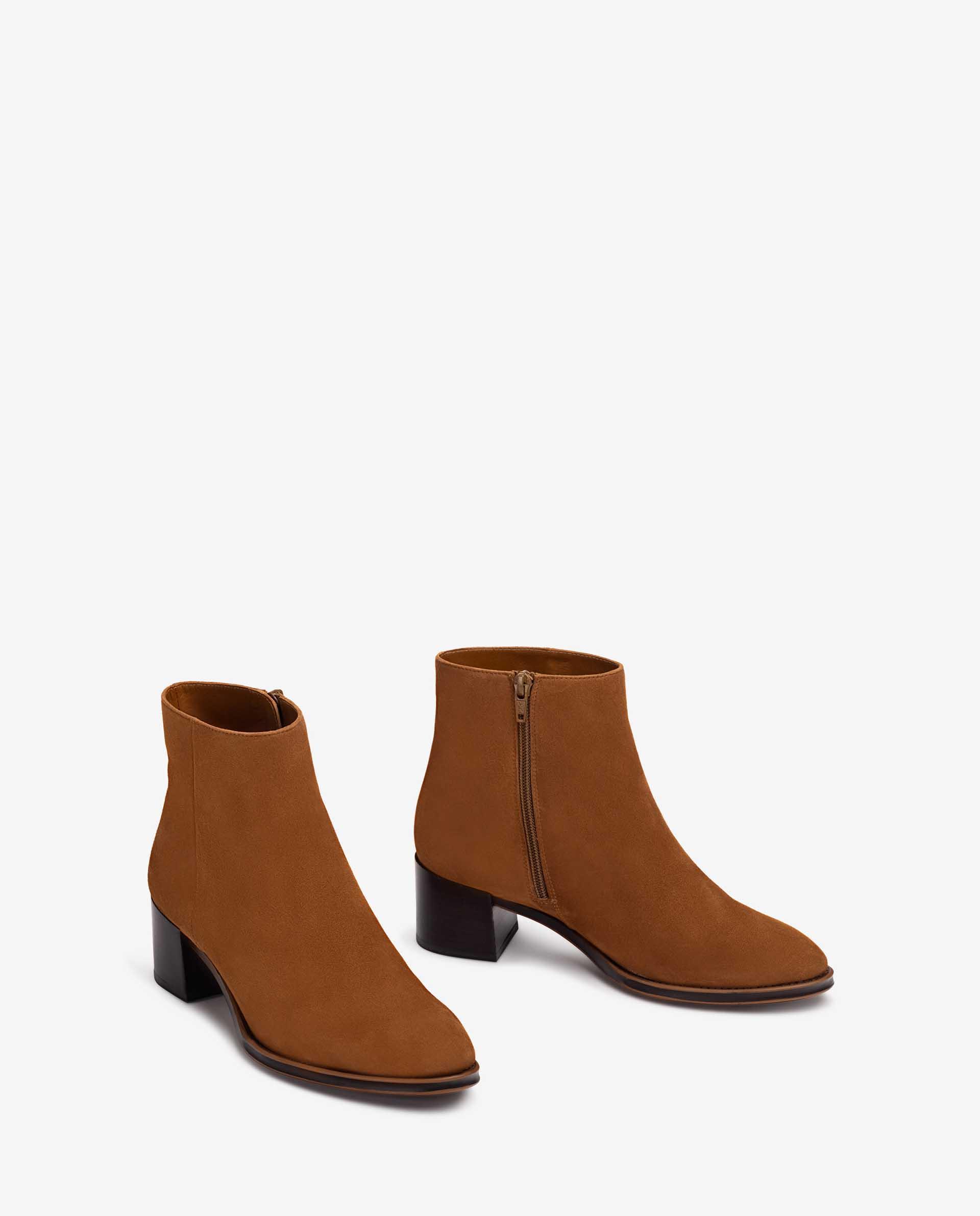 Unisa Ankle boots MOCEO_KS cobnut