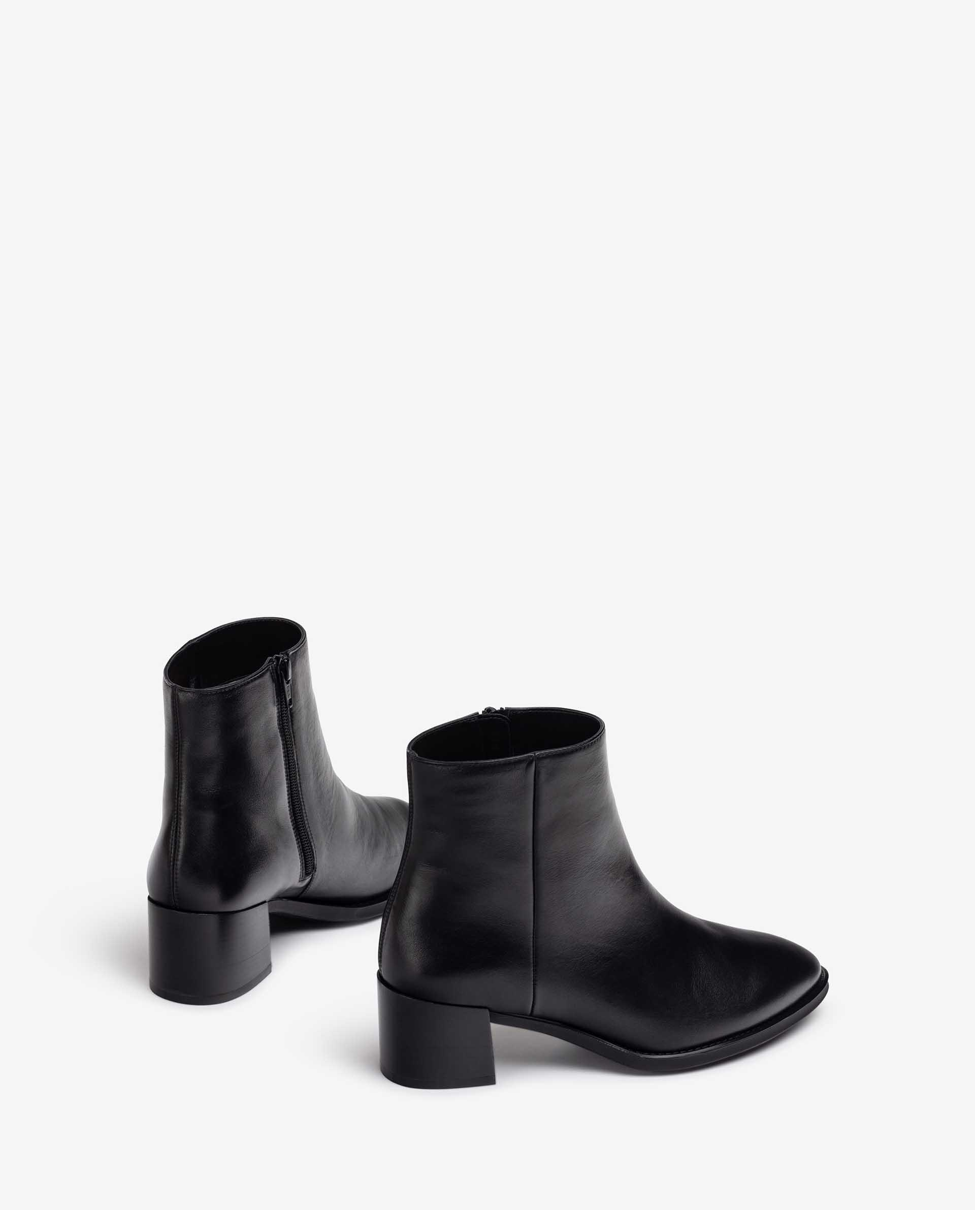 Unisa Ankle boots MOCEO_SCO black