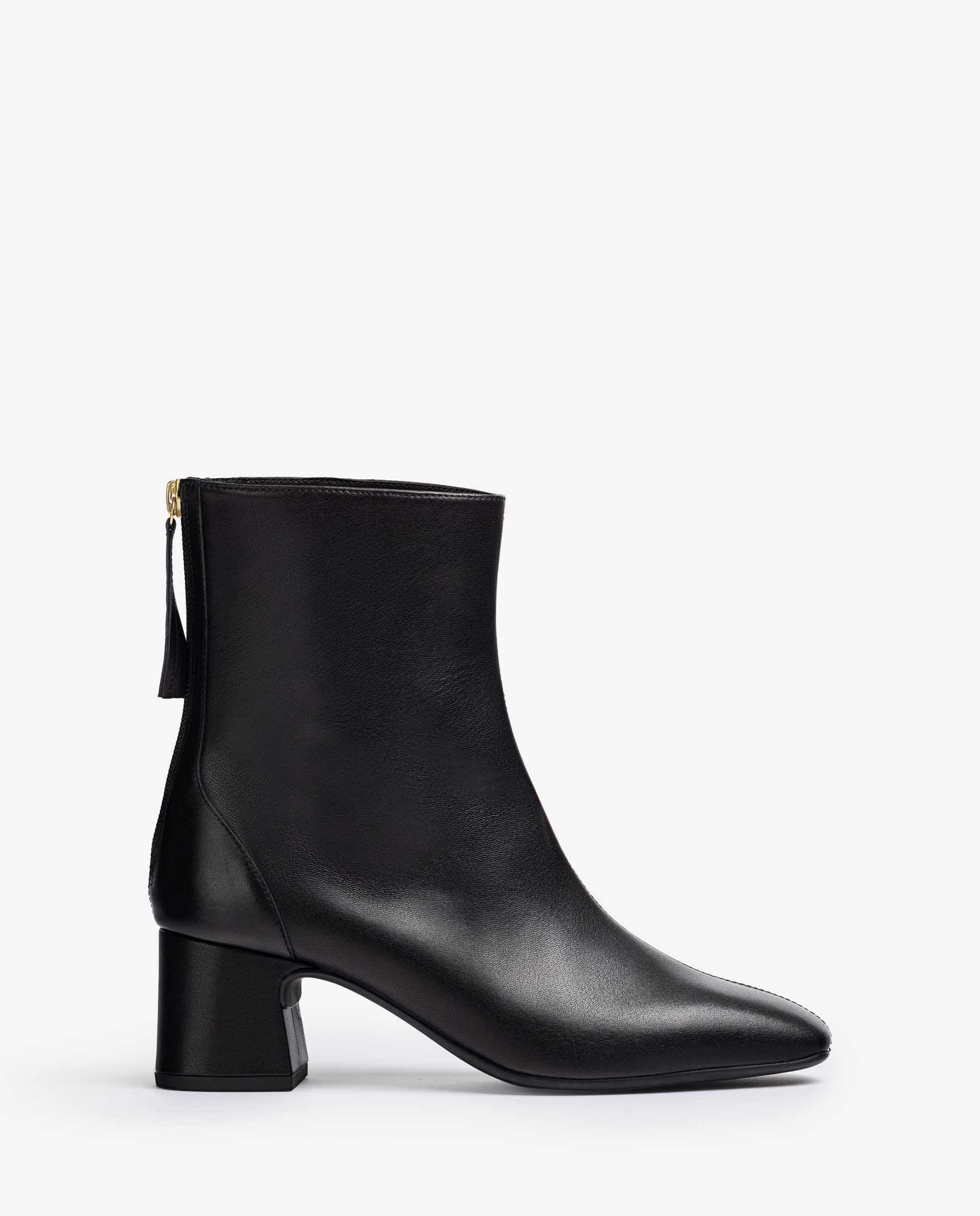Unisa Ankle boots MONCADA_F21_VU black