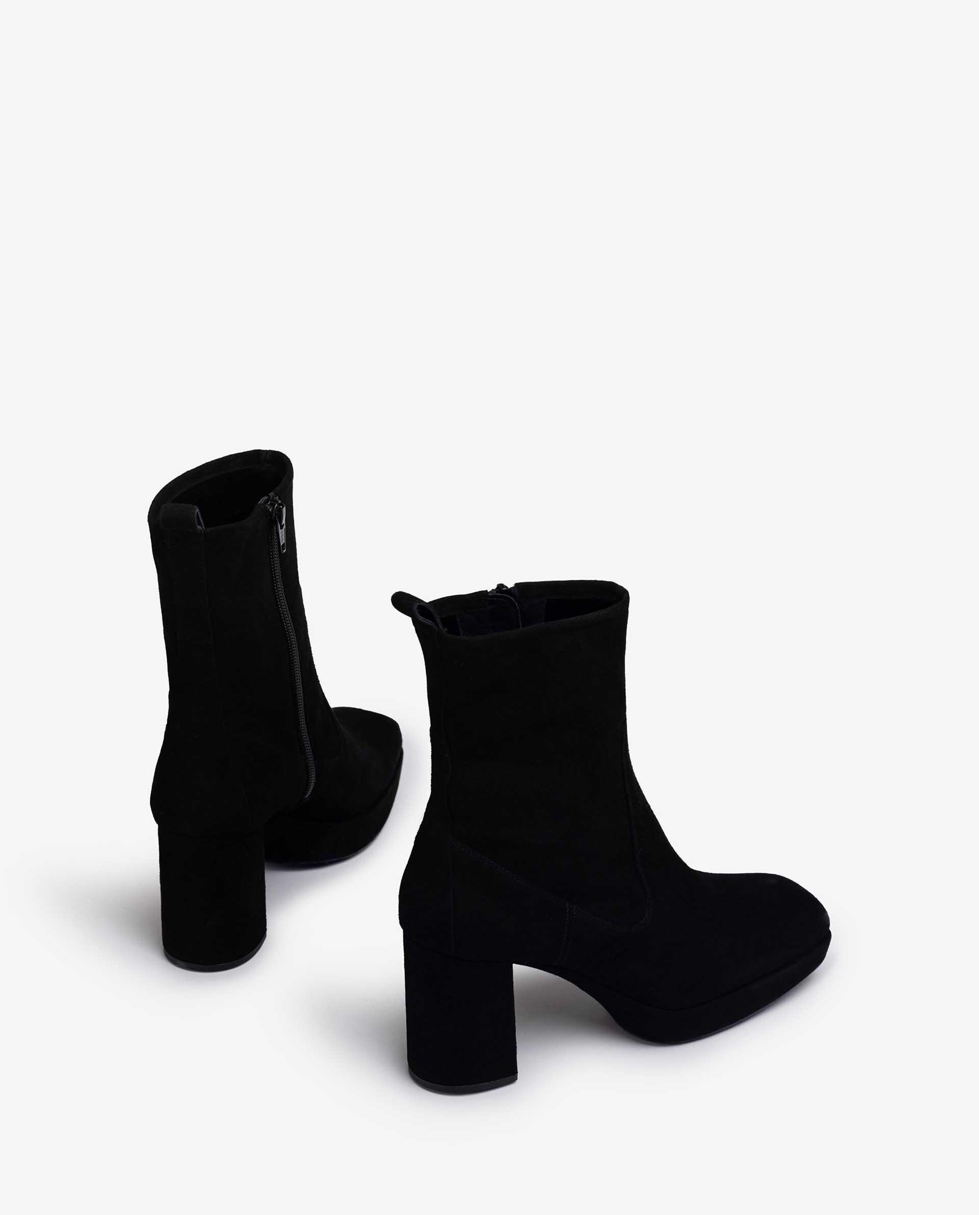 Unisa Ankle boots MUNSETA_KS black