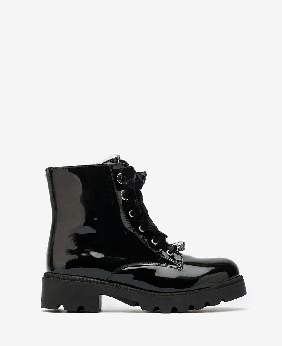 Unisa Ankle boots PENELOPE_F20_PA black