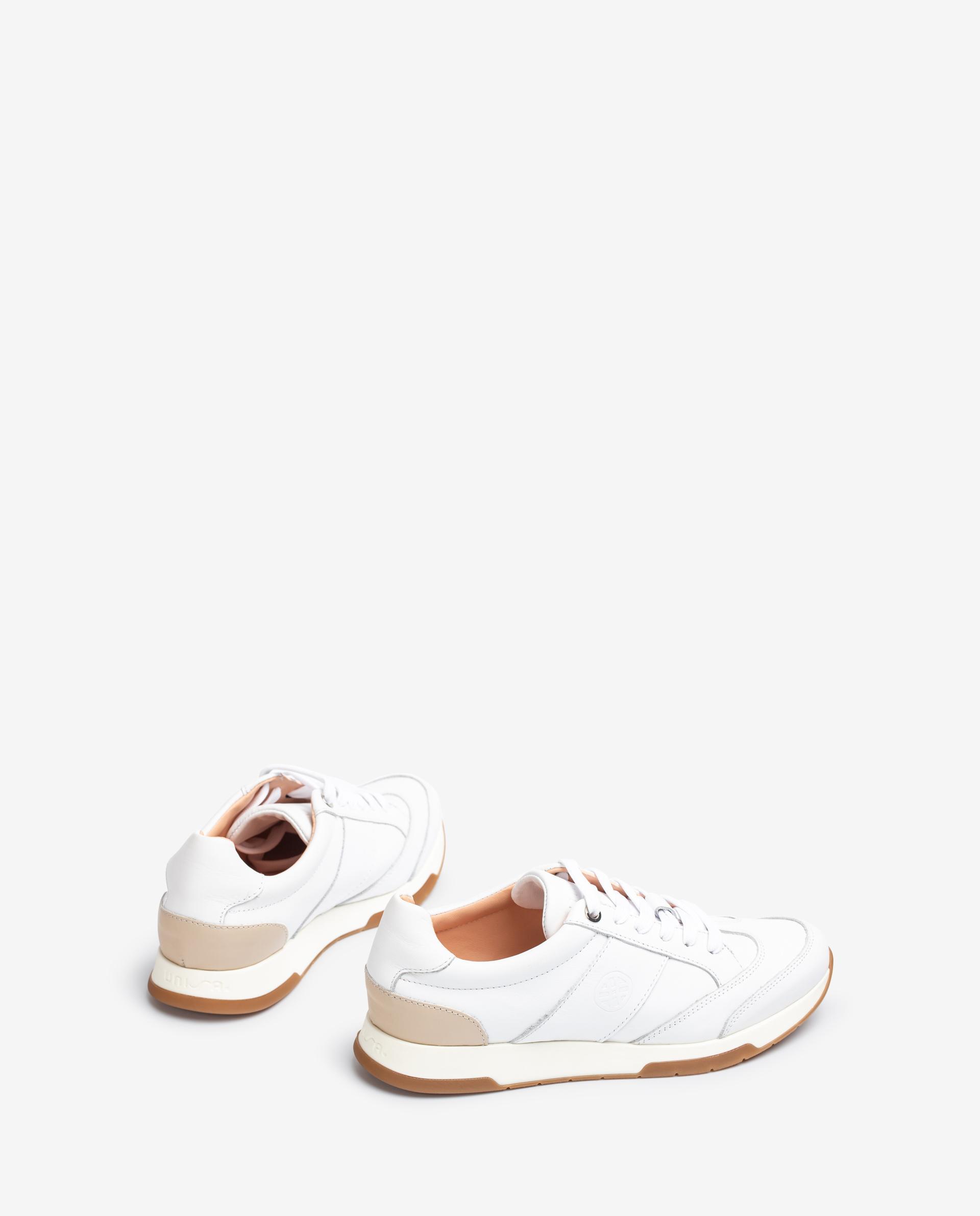 Unisa Sneakers FALCONI_21_NF WHITE/SKIN