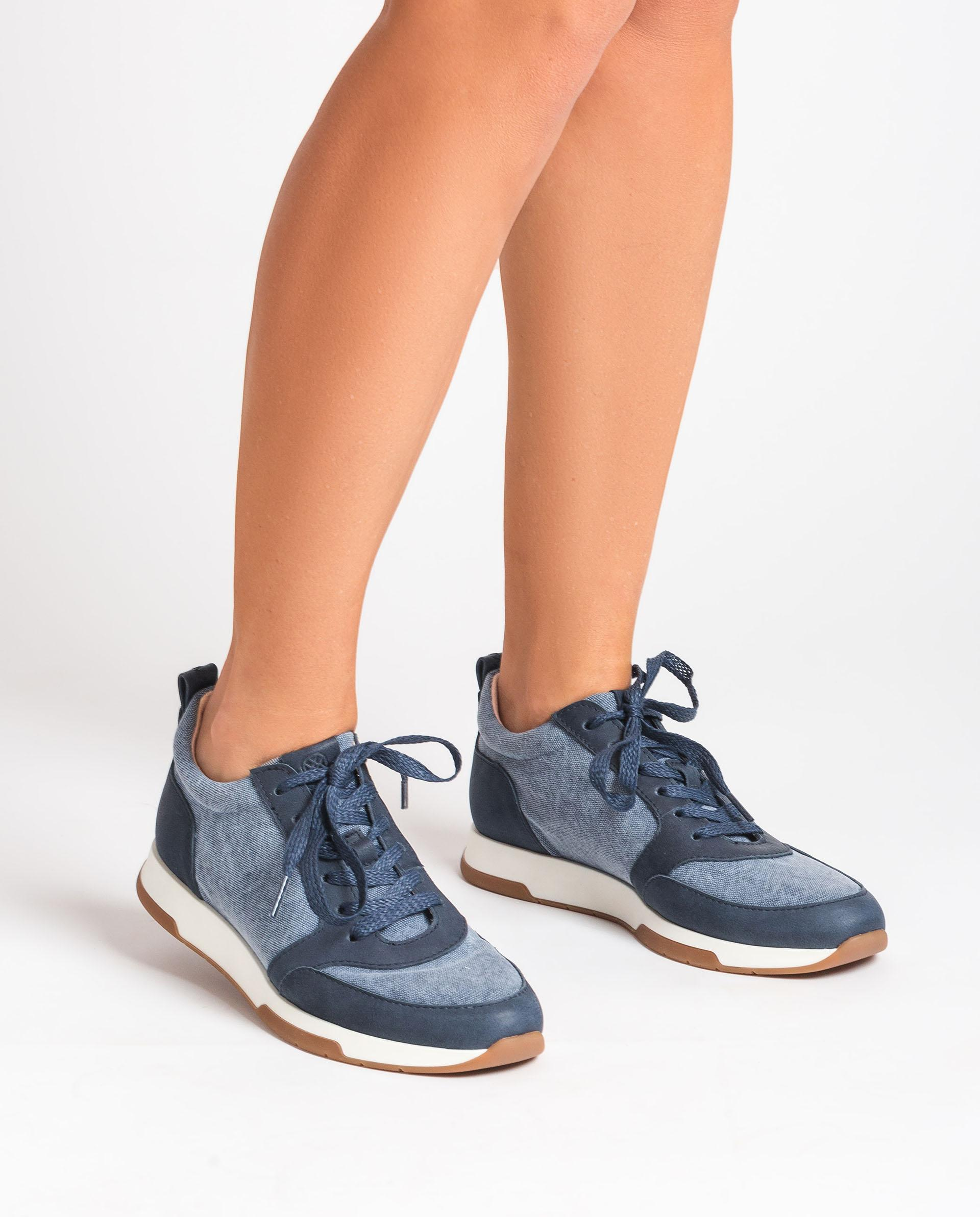 UNISA Recycled fabric sneakers FINEAS_NR_ECL 2