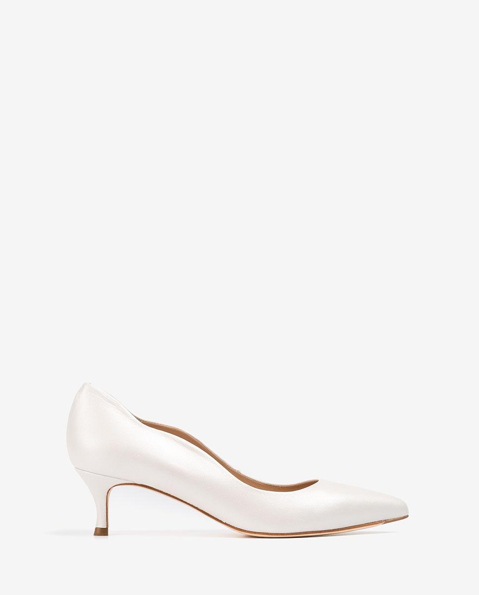 UNISA Bride pointy toe pumps IDONE_NA_N bone 2