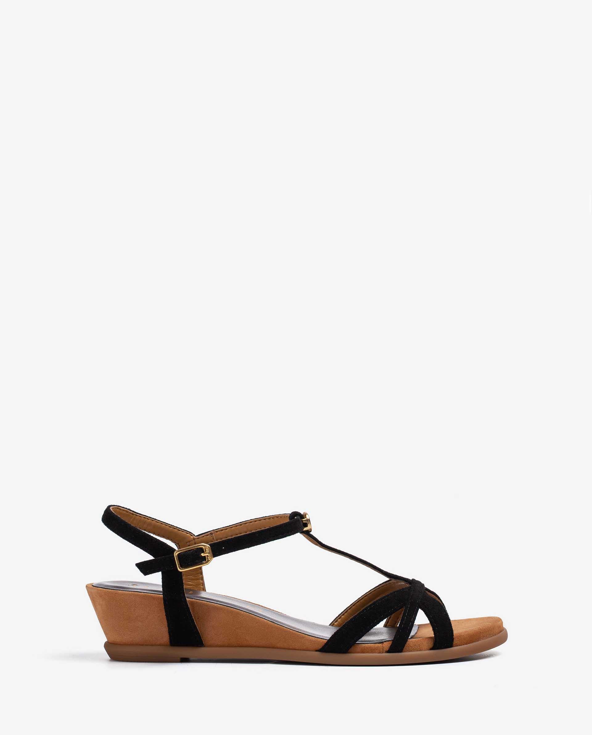 Unisa Sandals BINAR_21_KS black