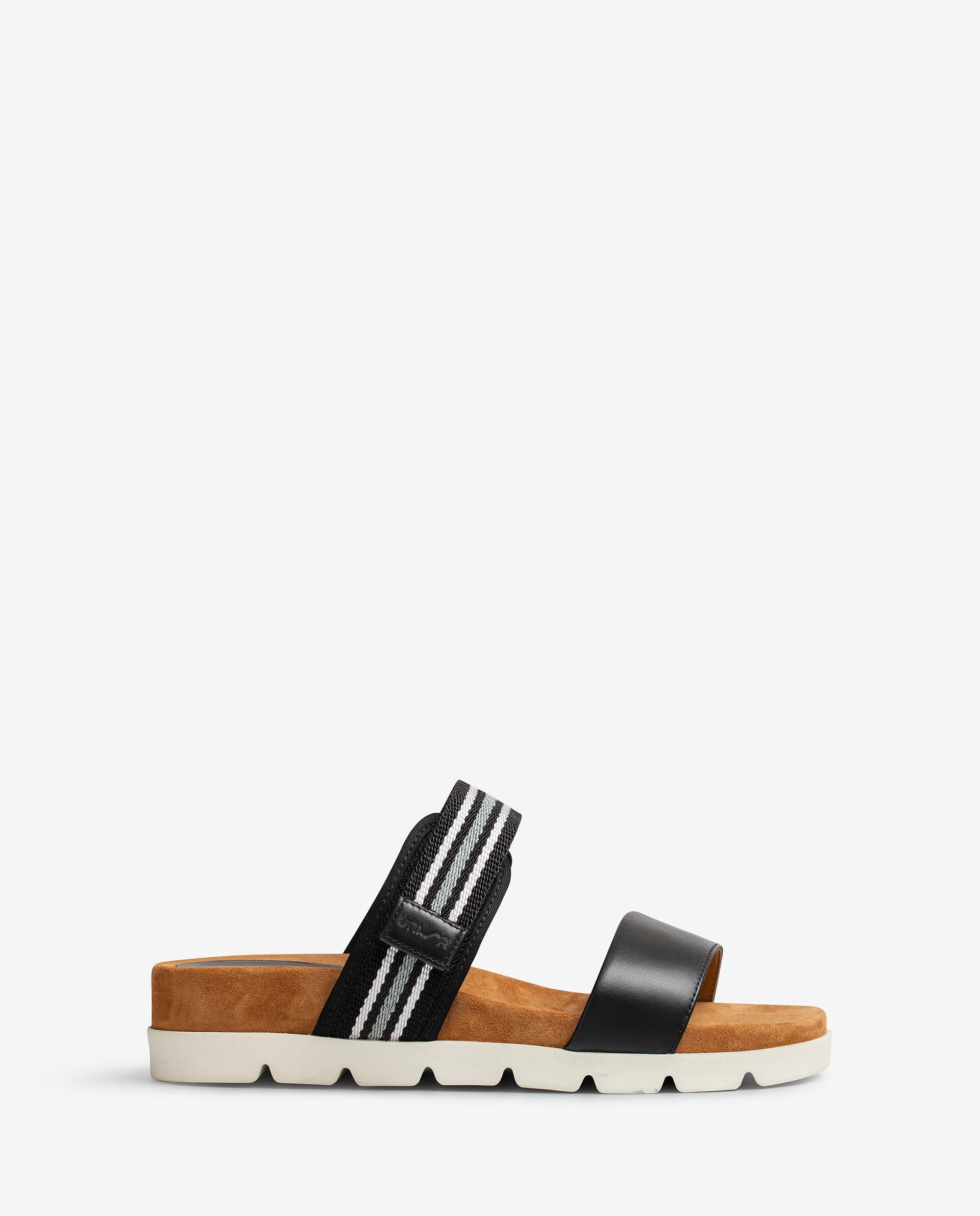 Unisa Sandals CAMOS_NF black