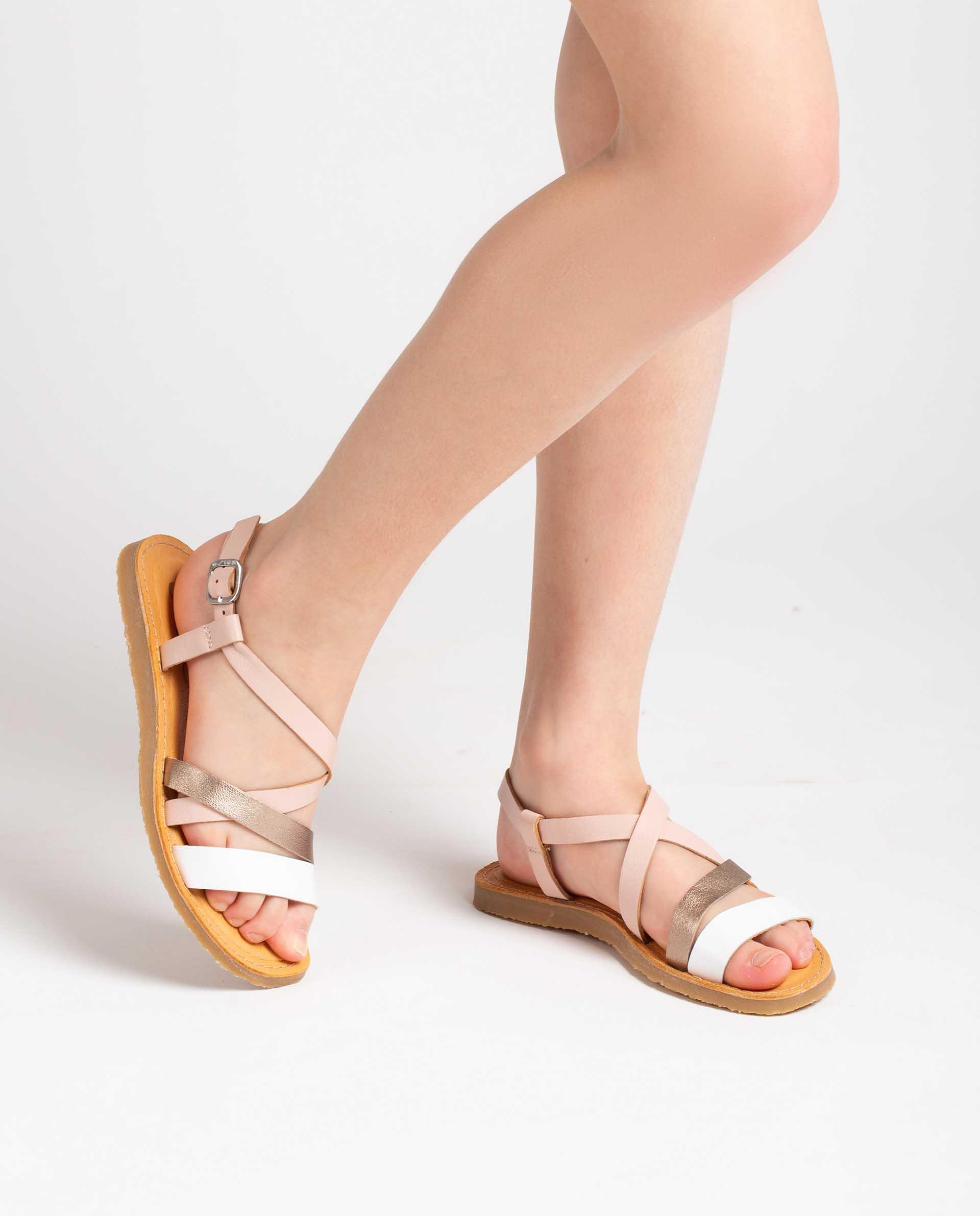 Unisa Sandals GALUPA_VA_LMT PALE/MUMM