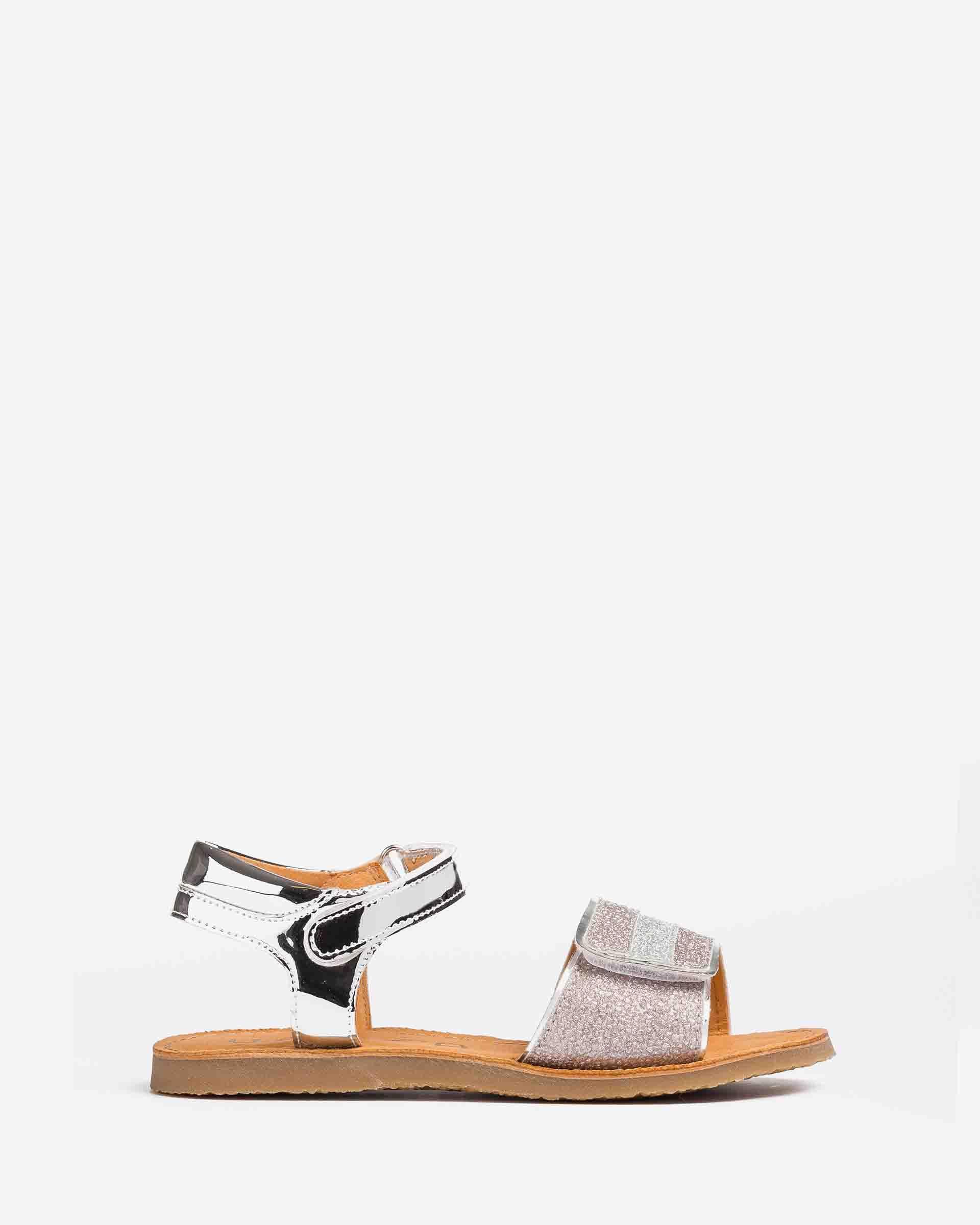 UNISA Little girl´s contrast sandals hook and loop strap GINNY_BON_SP 2