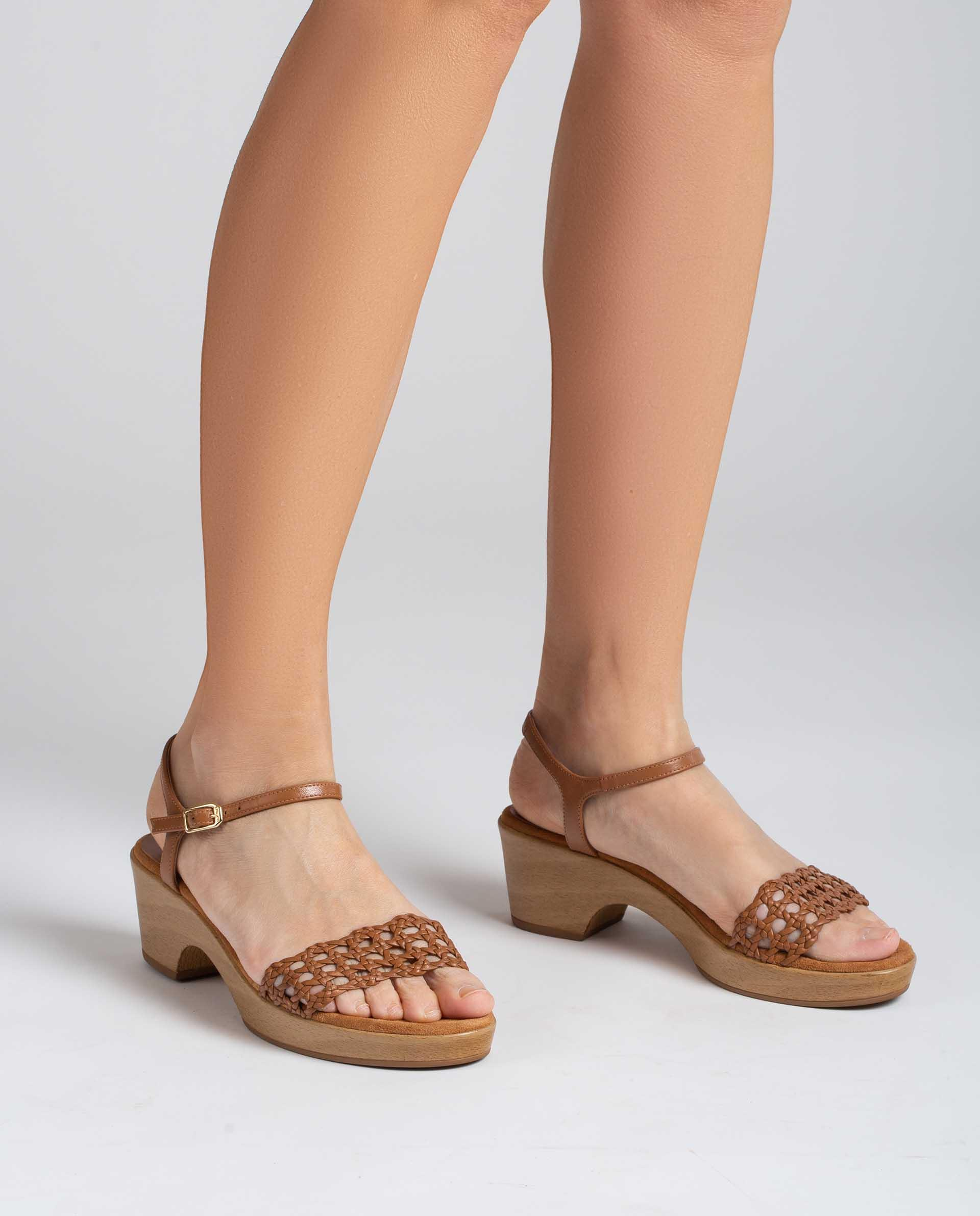 Unisa Sandals ILOBI_21_NA bisquit