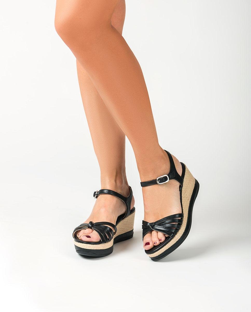 Unisa Sandals KIO_GCR black