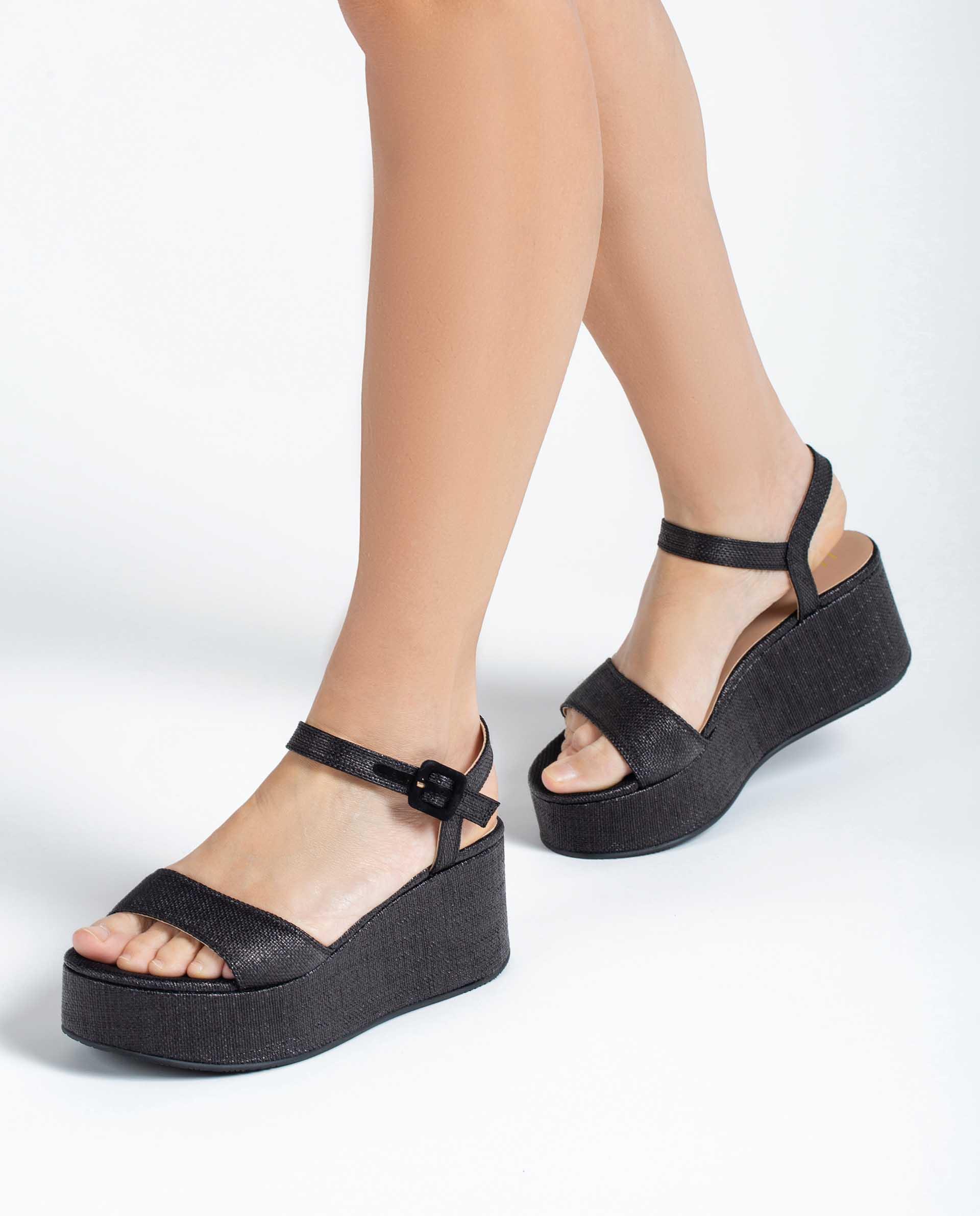 Unisa Sandals LAIKI_RN black