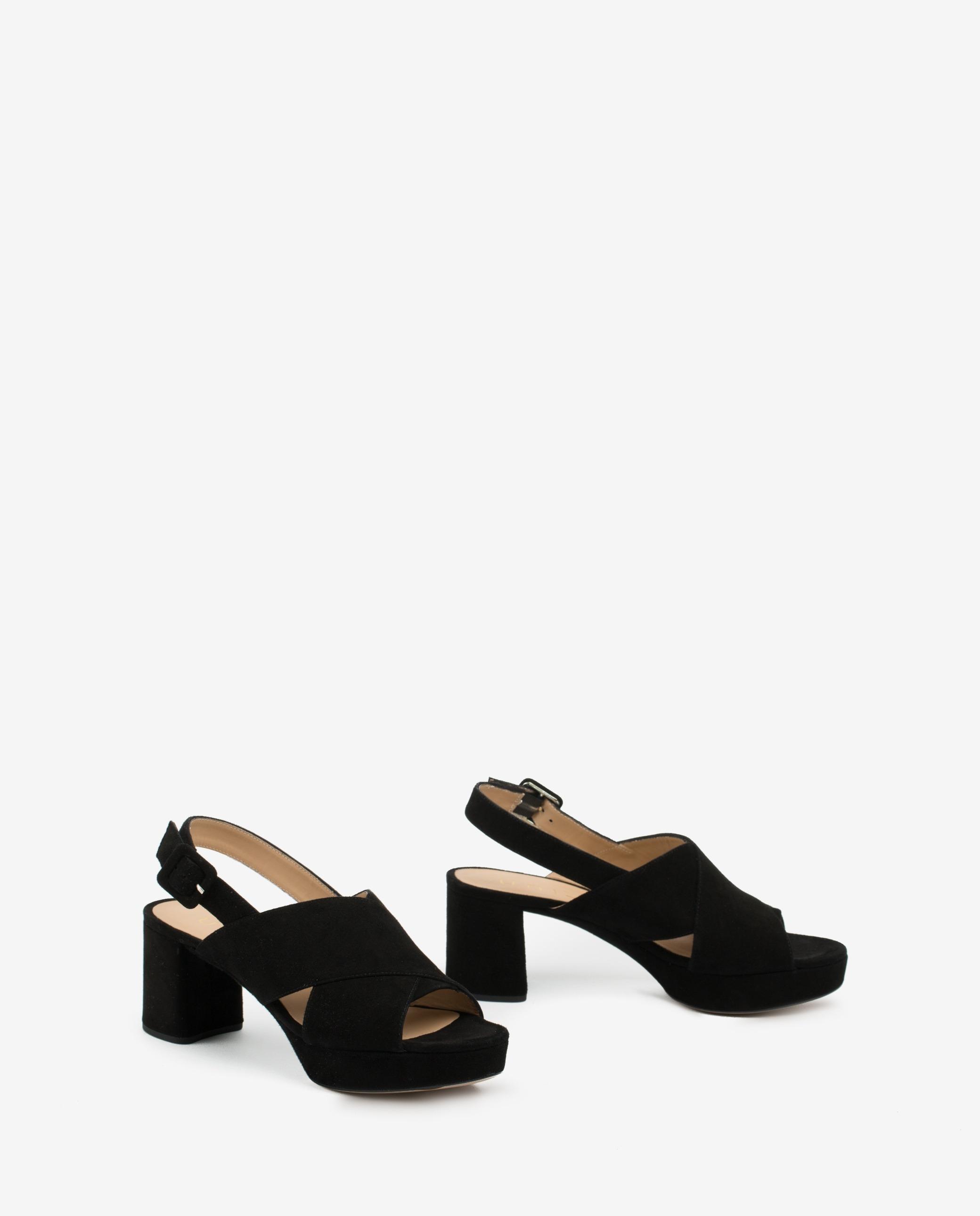 Unisa Sandals NORIEGA_KS black