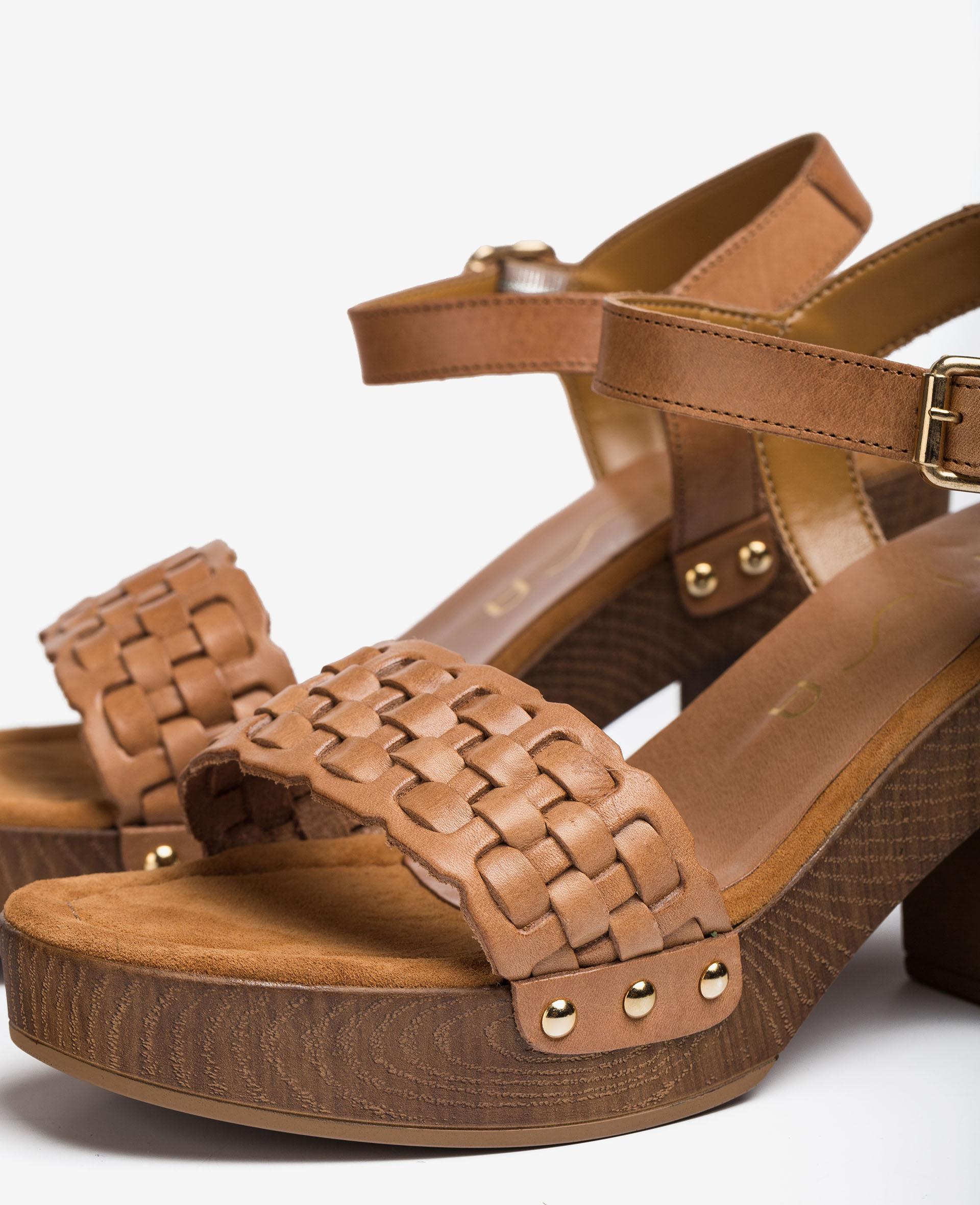 UNISA Braided sandals TARRES_RAN 2