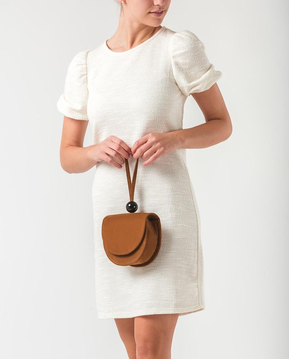 UNISA Handbag with bracelet ZANICE_KS argan 2