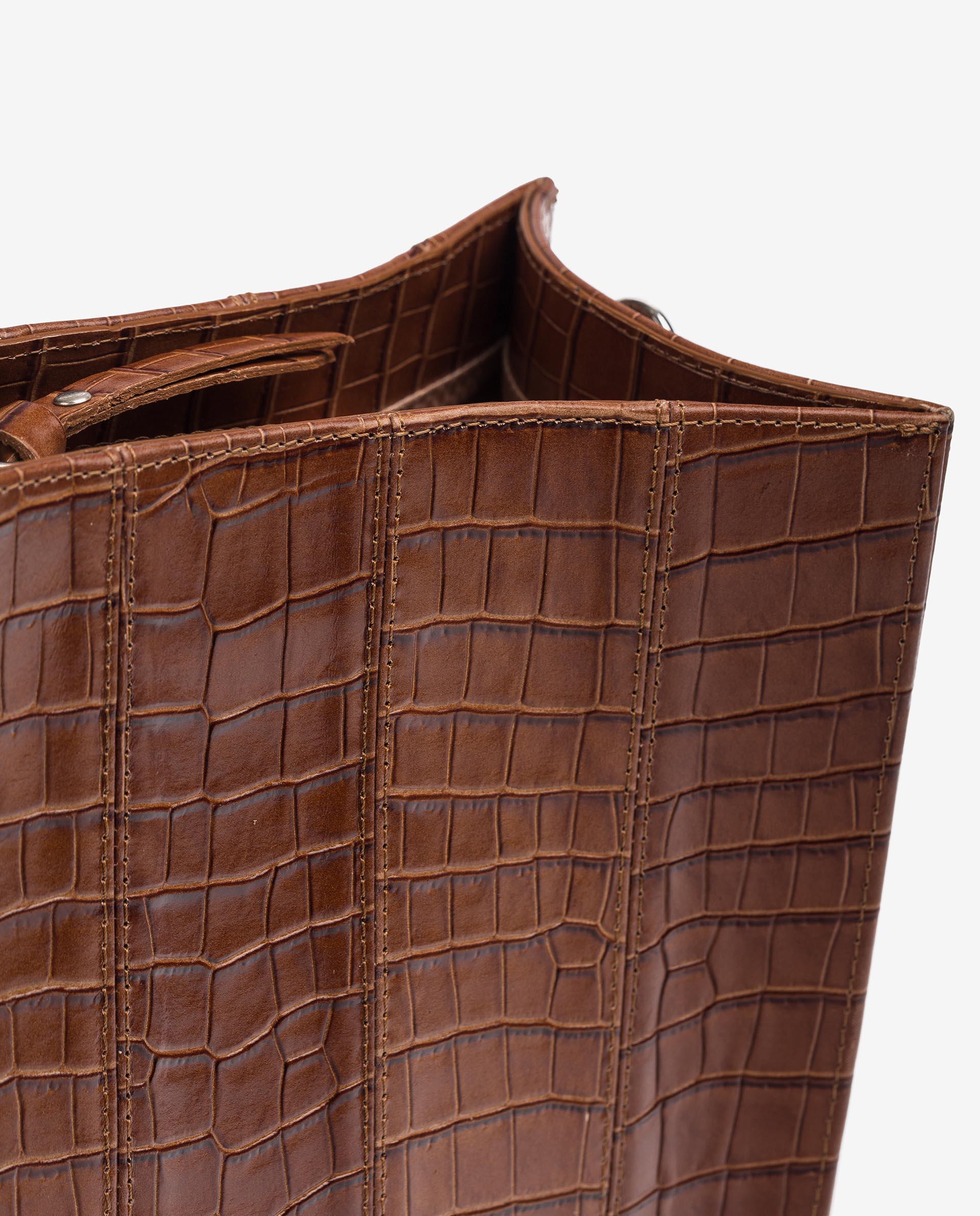 UNISA Square handbag ZKAIA_LAU 2