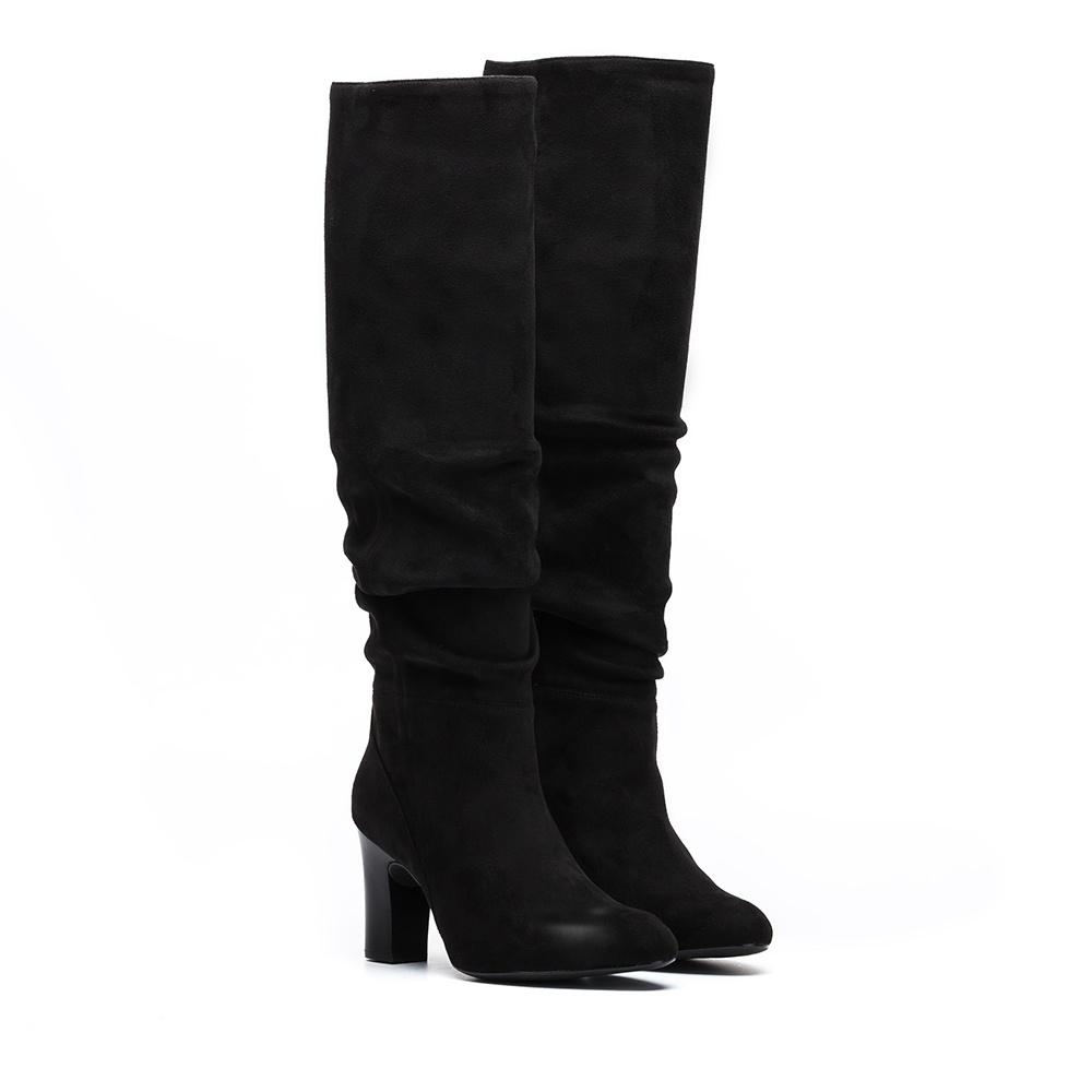 UNISA Elastic slouch boots URICA_ST black 2