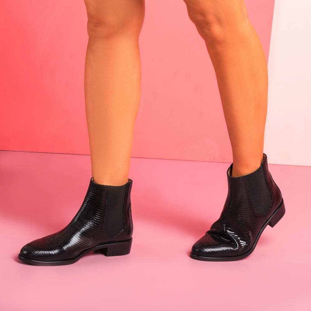 Unisa Ankle boots BELKI_F19_BTJ black