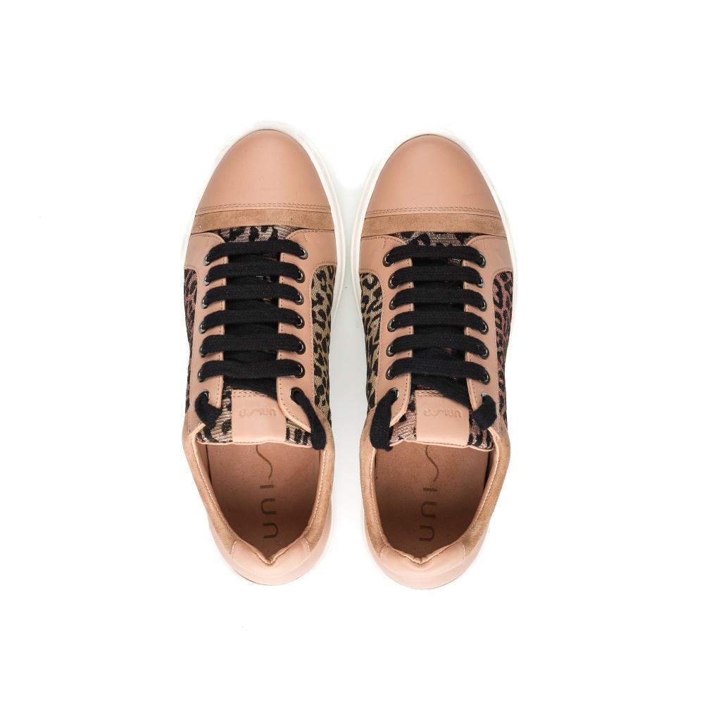 Unisa Sneakers FIYOLA_F19_FLE_NT oldpin/rox