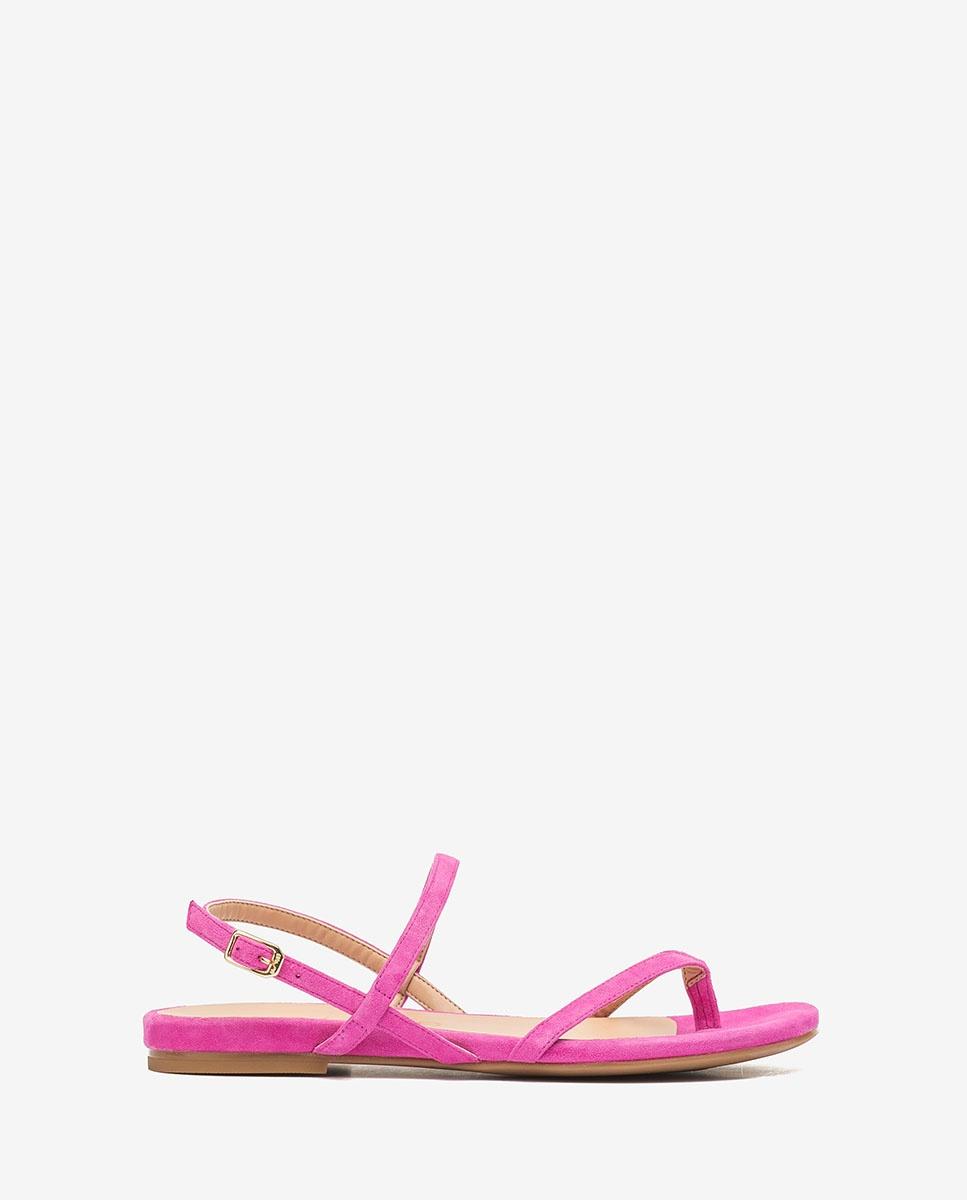 Unisa Toe post sandals CISLA_KS fuchia