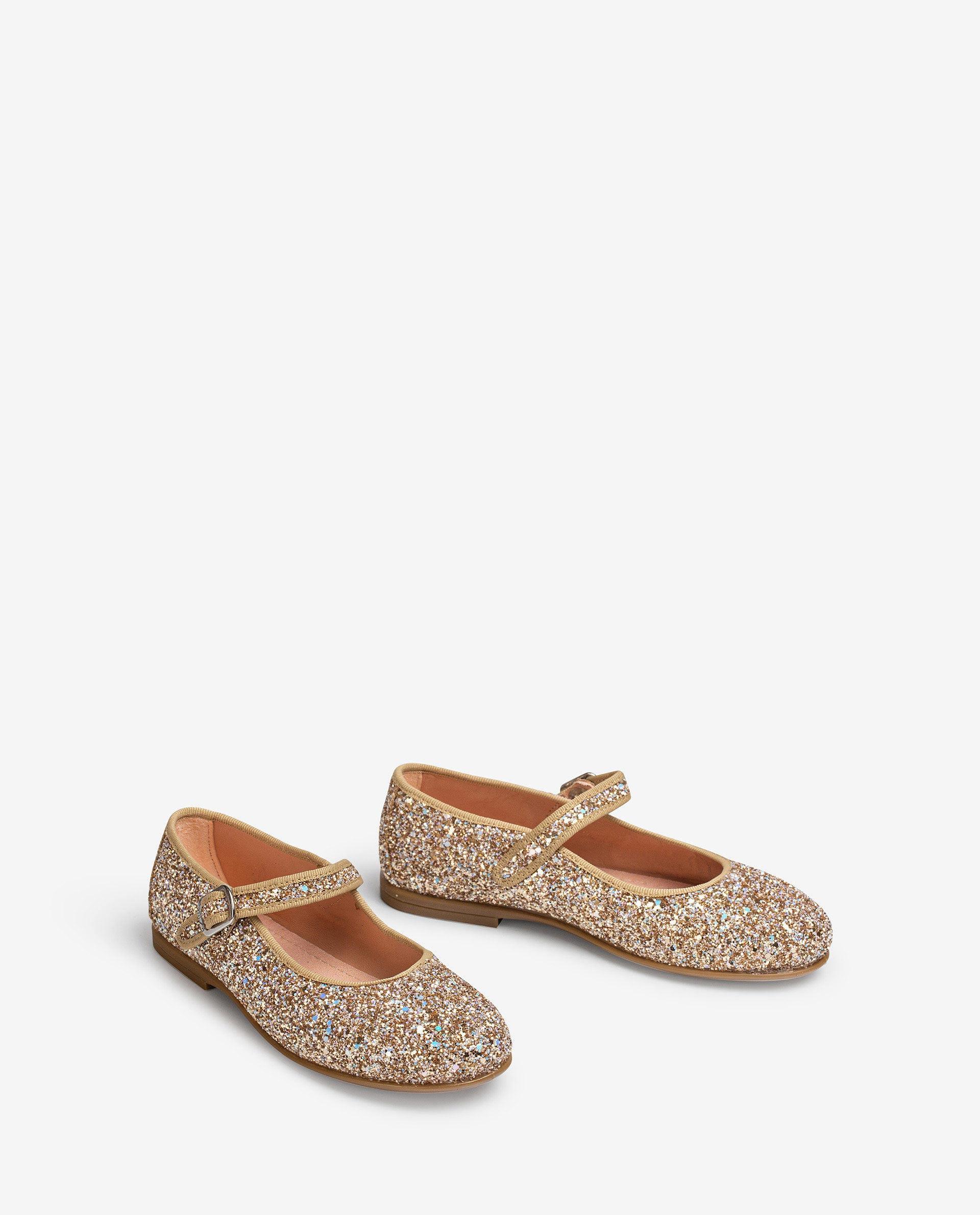 UNISA Little girl´s glitter Mary Jane  shoes SEYLA_21_GL 2