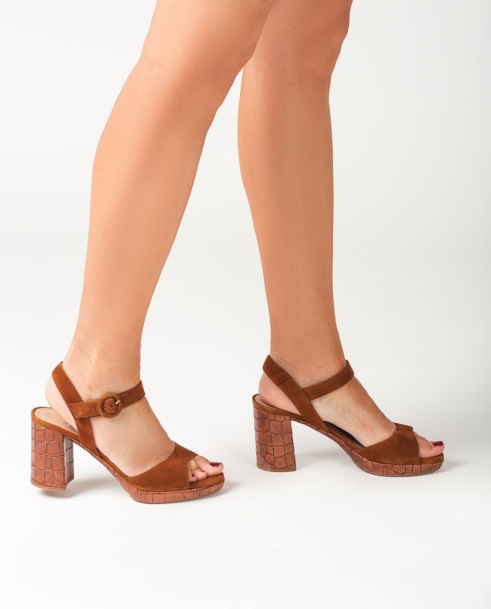 Unisa Sandals OMERCI_KS_KAI cuir