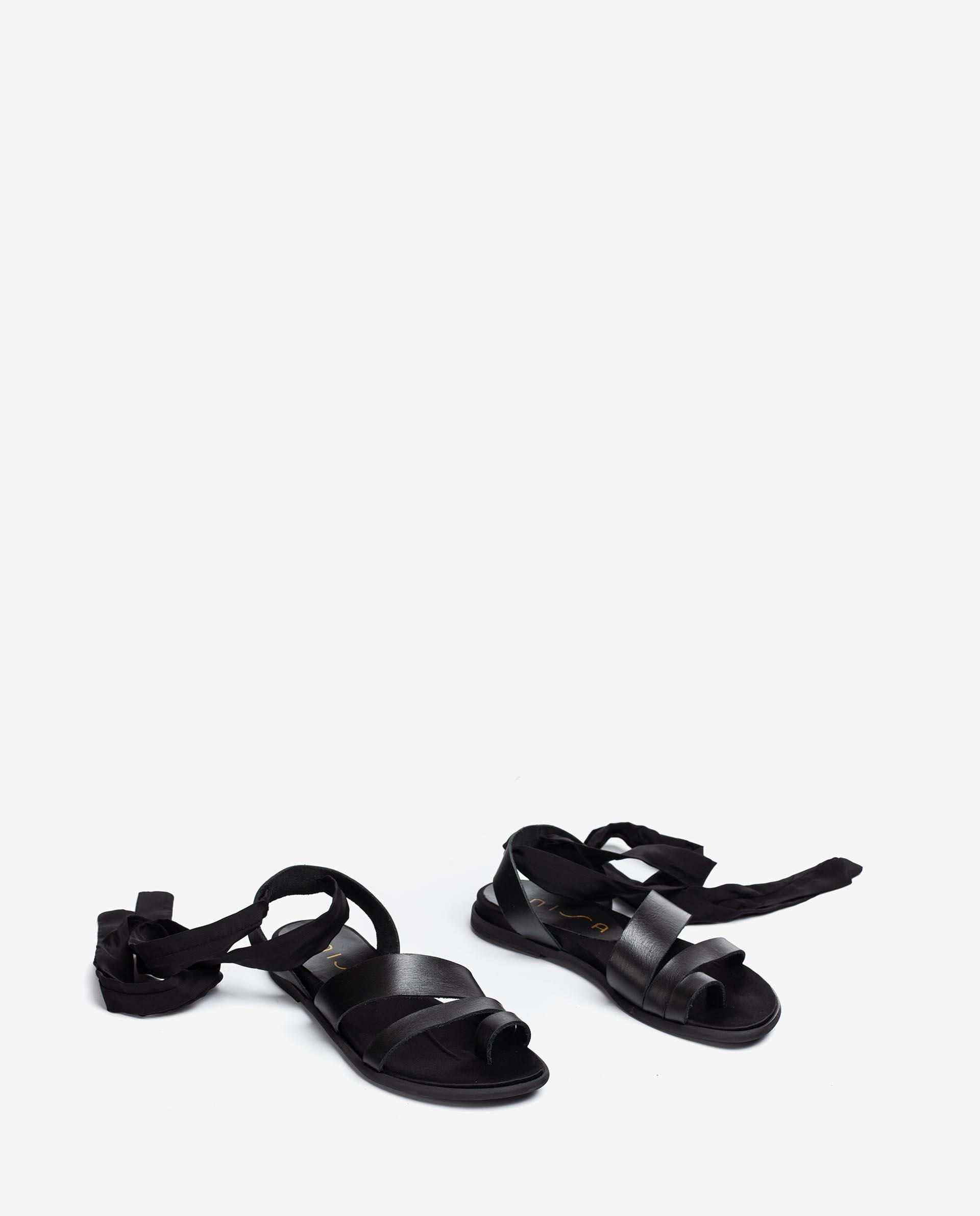 Unisa Sandals CARAVI_RAN black