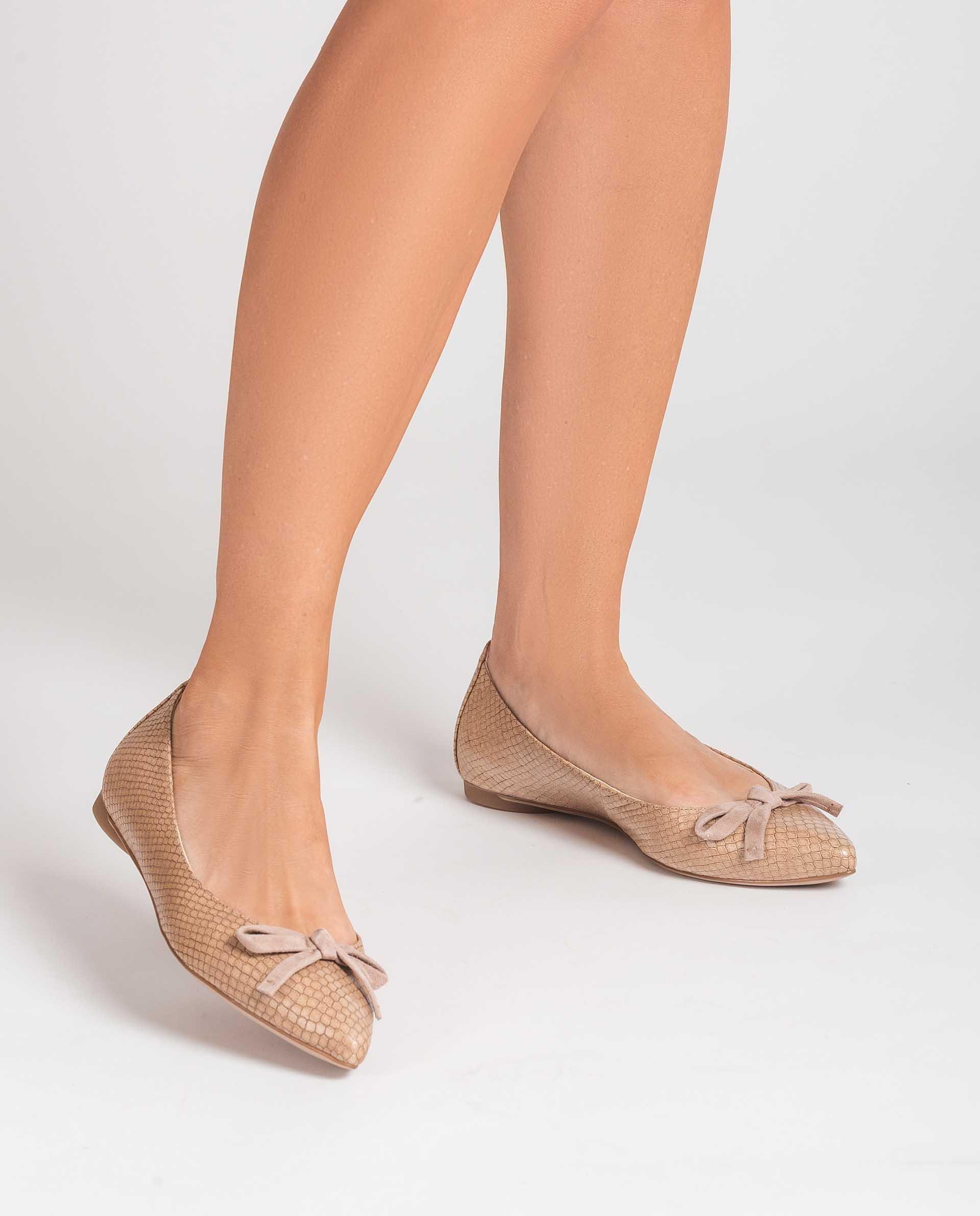 Unisa Ballerinas ABENO_21_NEF nude