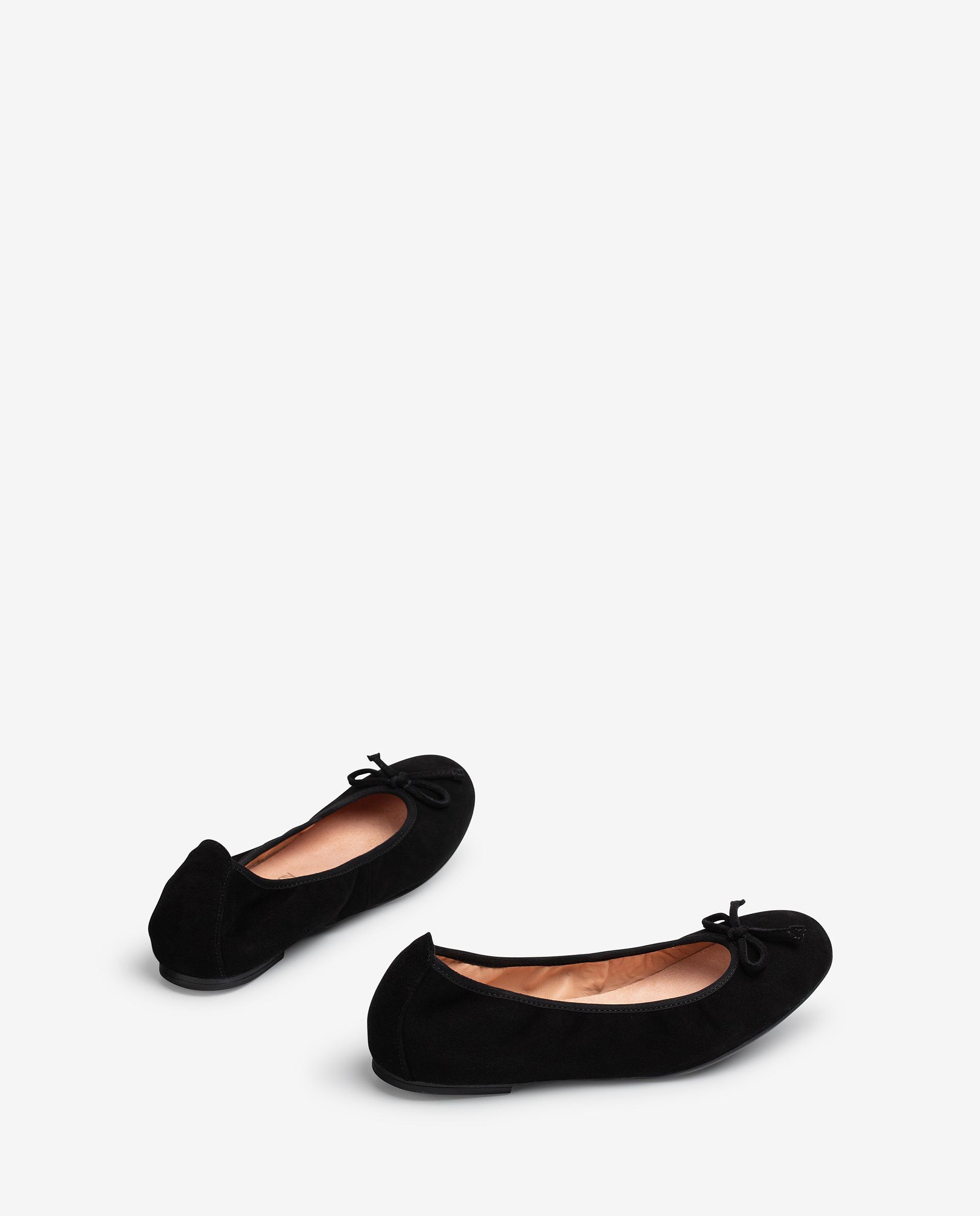 Unisa Ballerinas ACOR_21_KS black