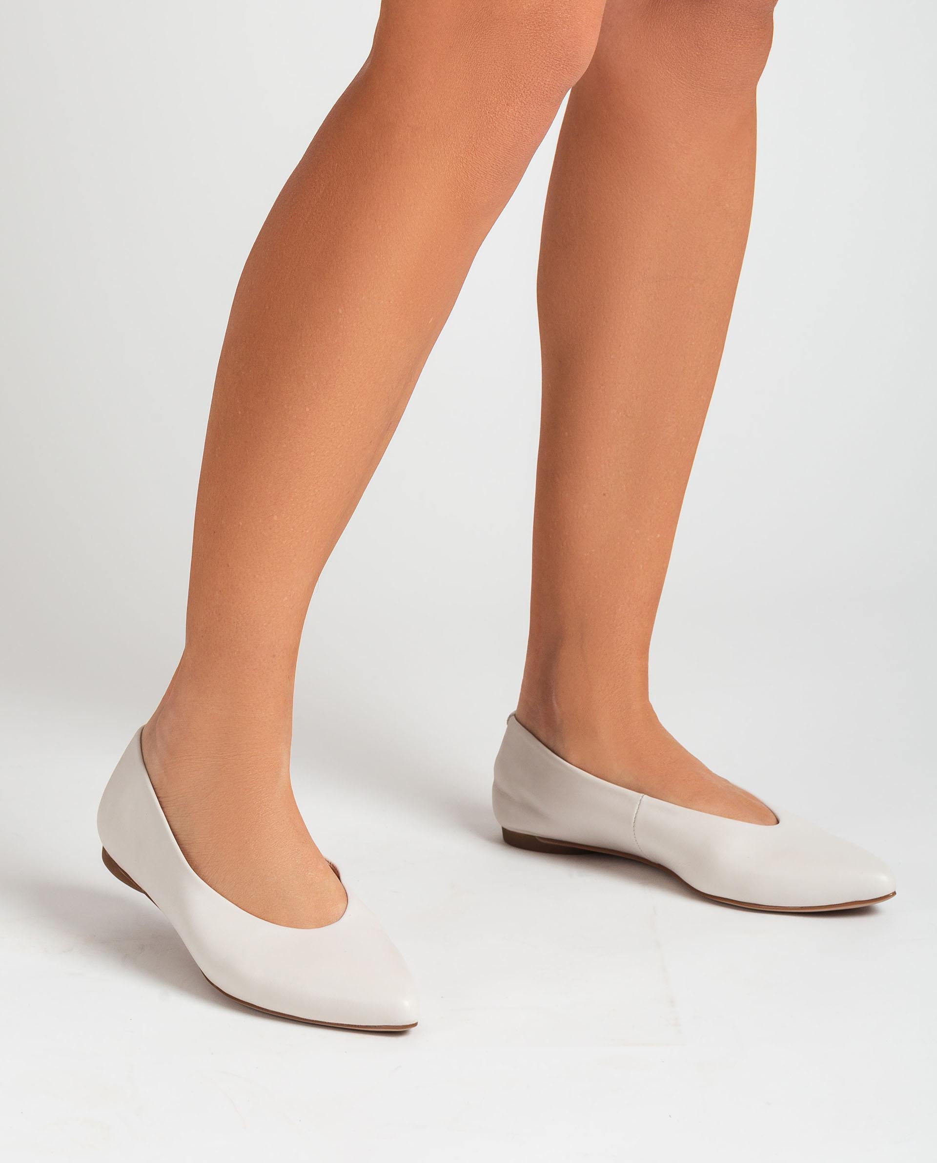 UNISA Pointy toe flat ballerinas ADANE_MOA 2