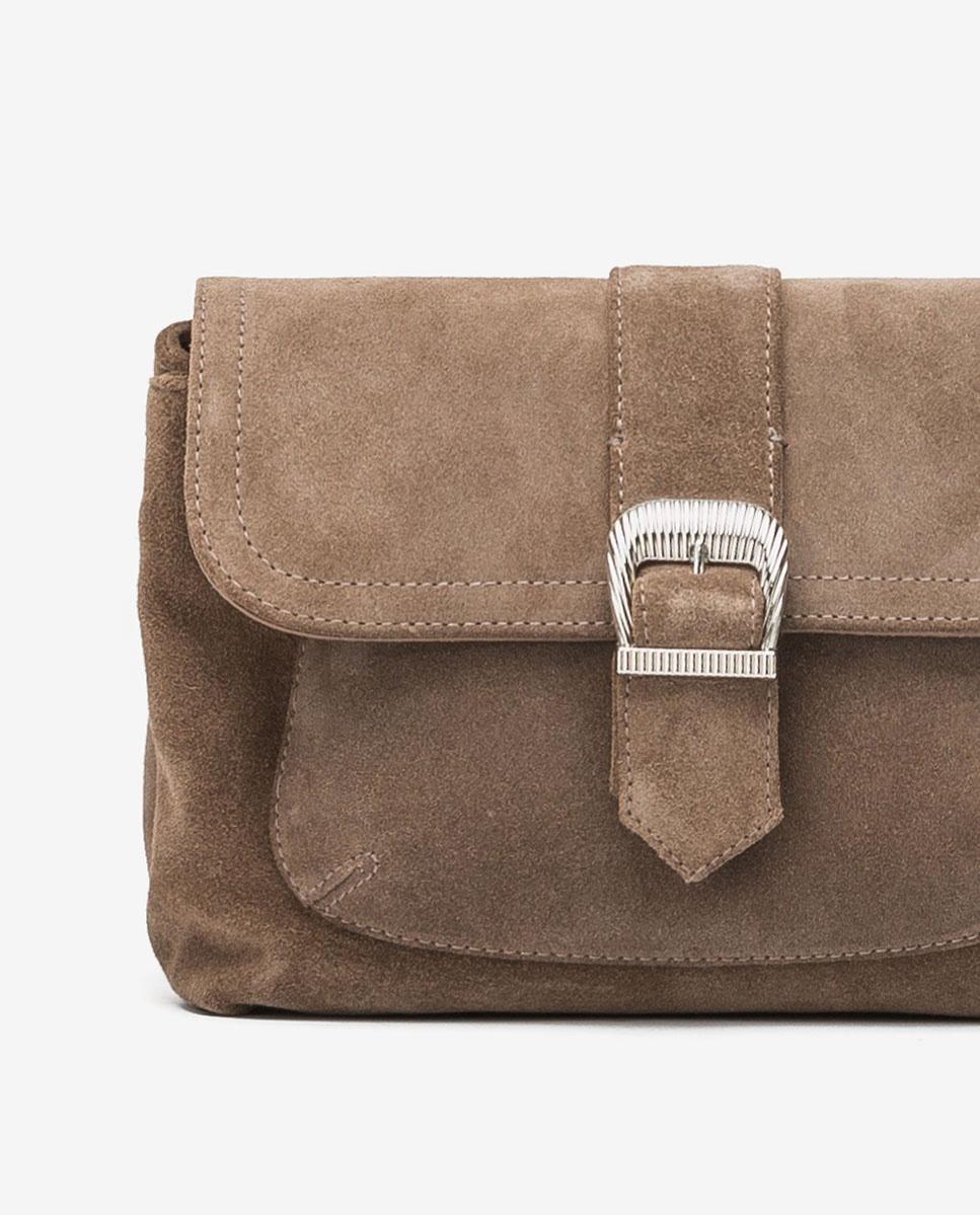 UNISA Handbag with shoulder strap ZDILAN_BS taupe 2