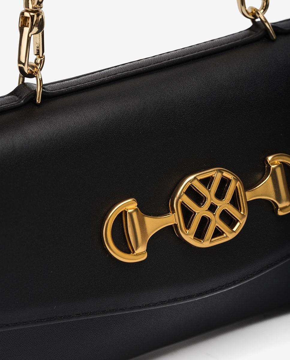 UNISA Handbag with handle ZAINSA_NT black 2