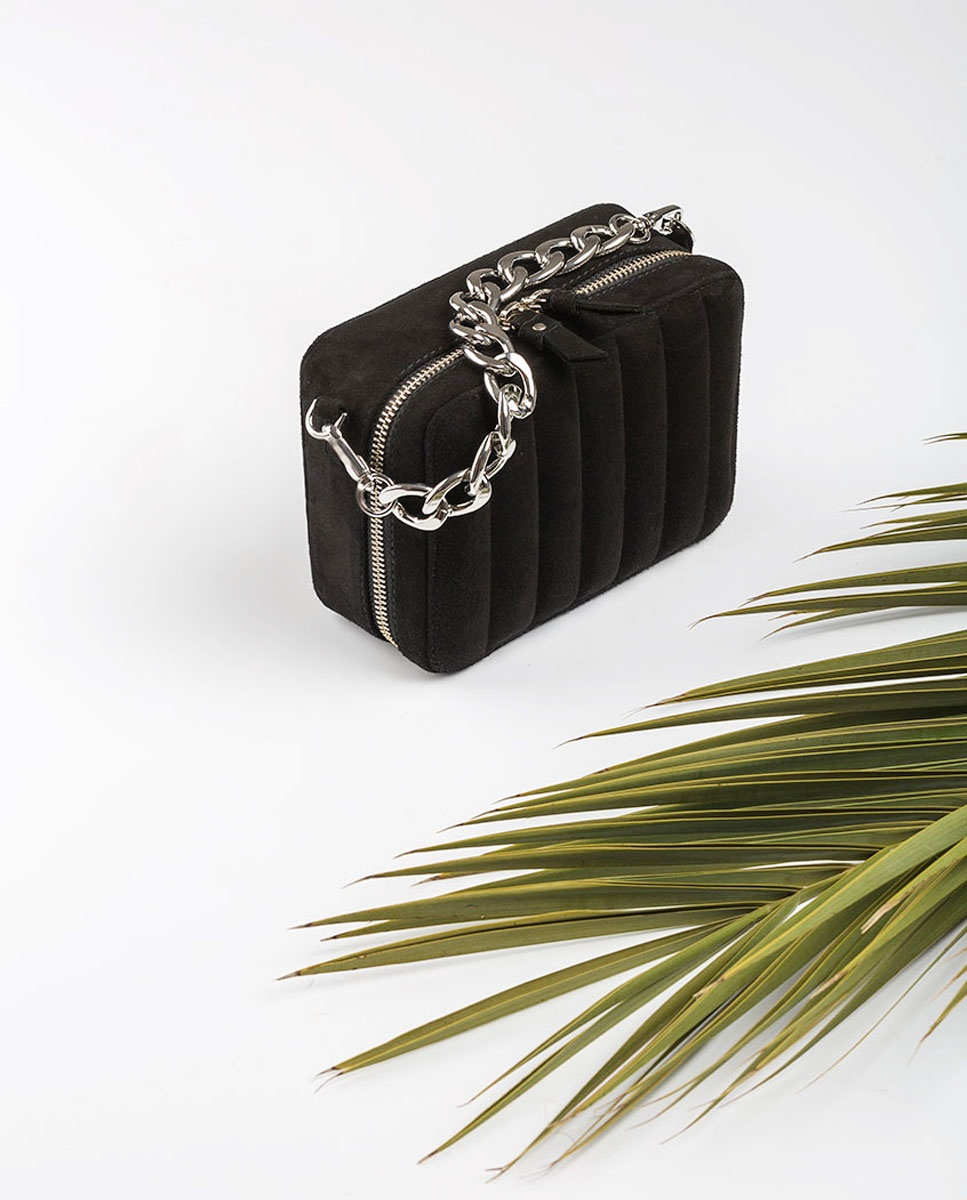 Unisa Hand bags ZARTIC_KS black