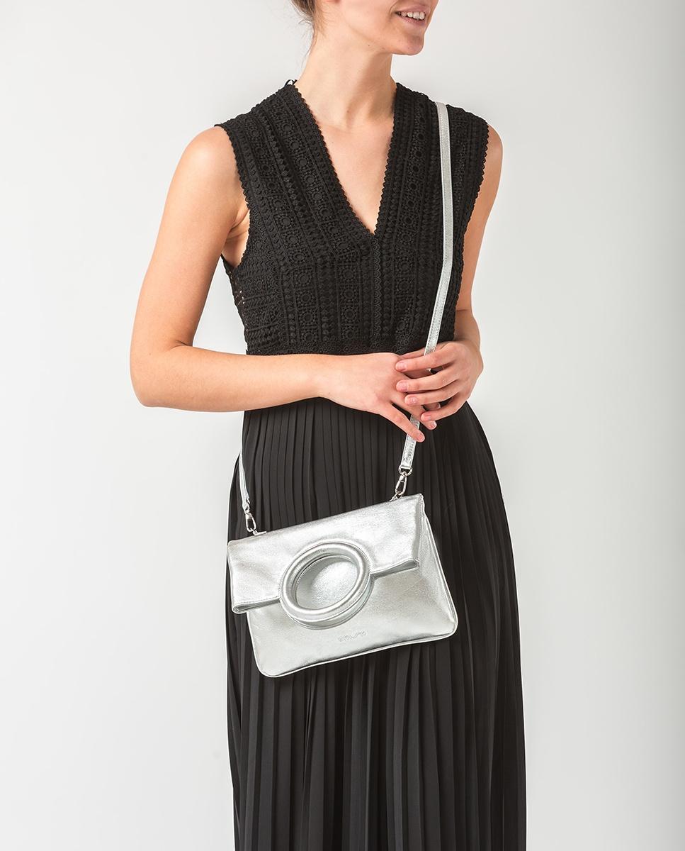Unisa Hand bags ZIMAN_LMT silver